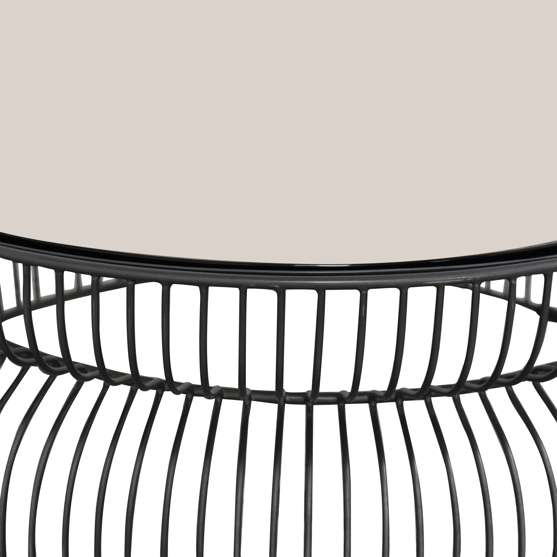 Crate & Barrel Crate & Barrel Spoke Coffee Table nyc