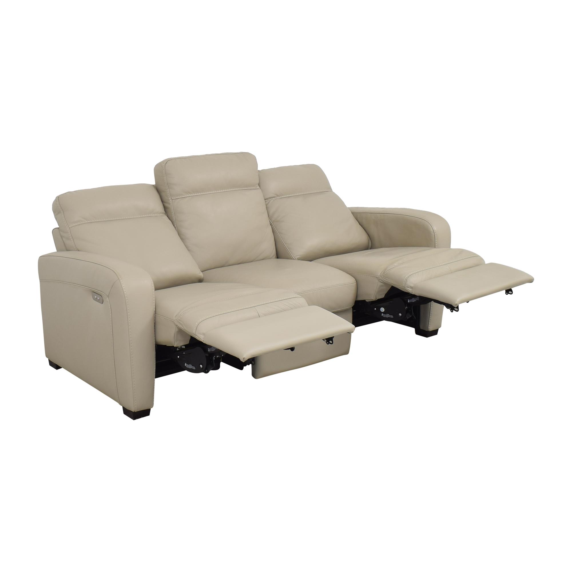 Natuzzi Natuzzi Editions Power Reclining Sofa for sale