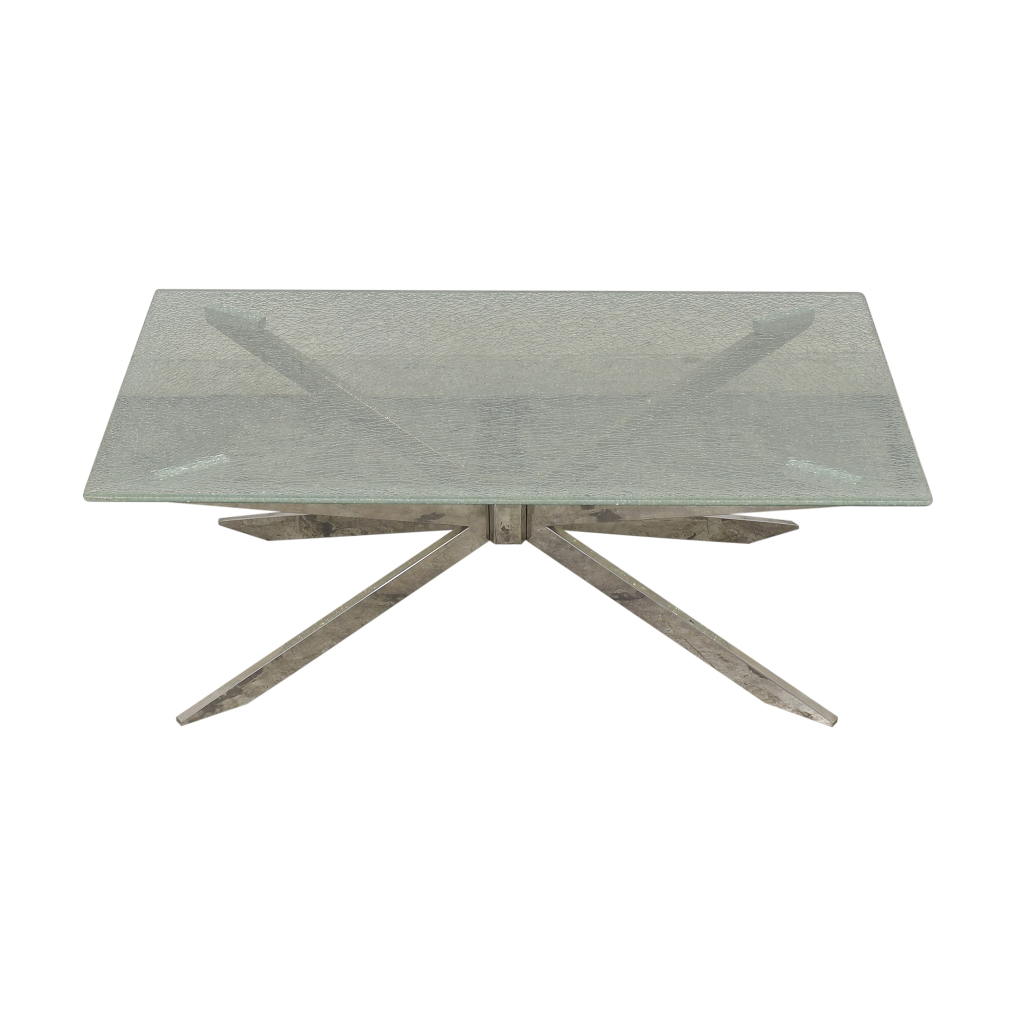 Raymour & Flanigan Contemporary Cocktail Table / Tables