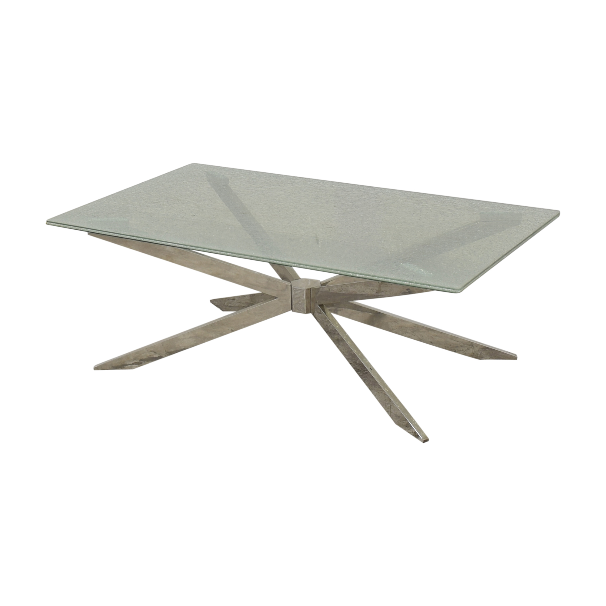 Raymour & Flanigan Raymour & Flanigan Contemporary Cocktail Table on sale