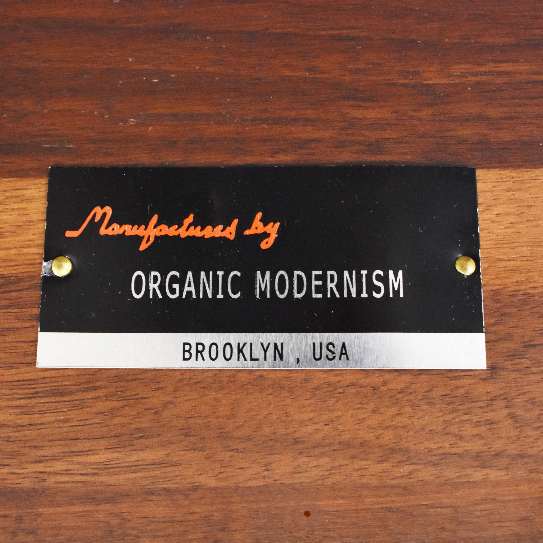 Organic Modernism Organic Modernism Mid-Century Style Stools pa