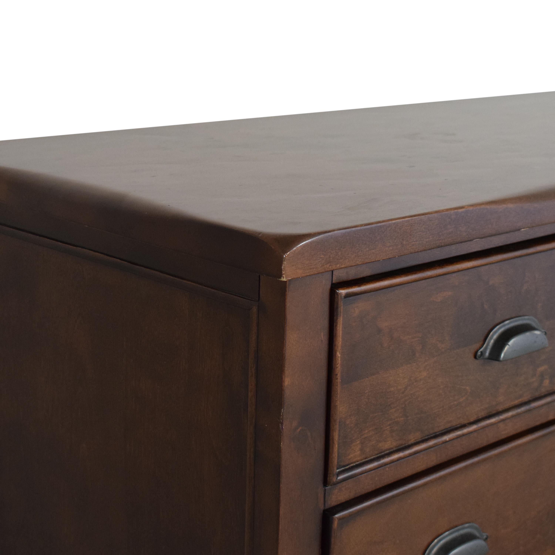 shop Nine Drawer Dresser  Dressers