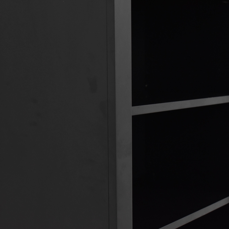 Crate & Barrel Crate & Barrel Tall Bookcase dimensions