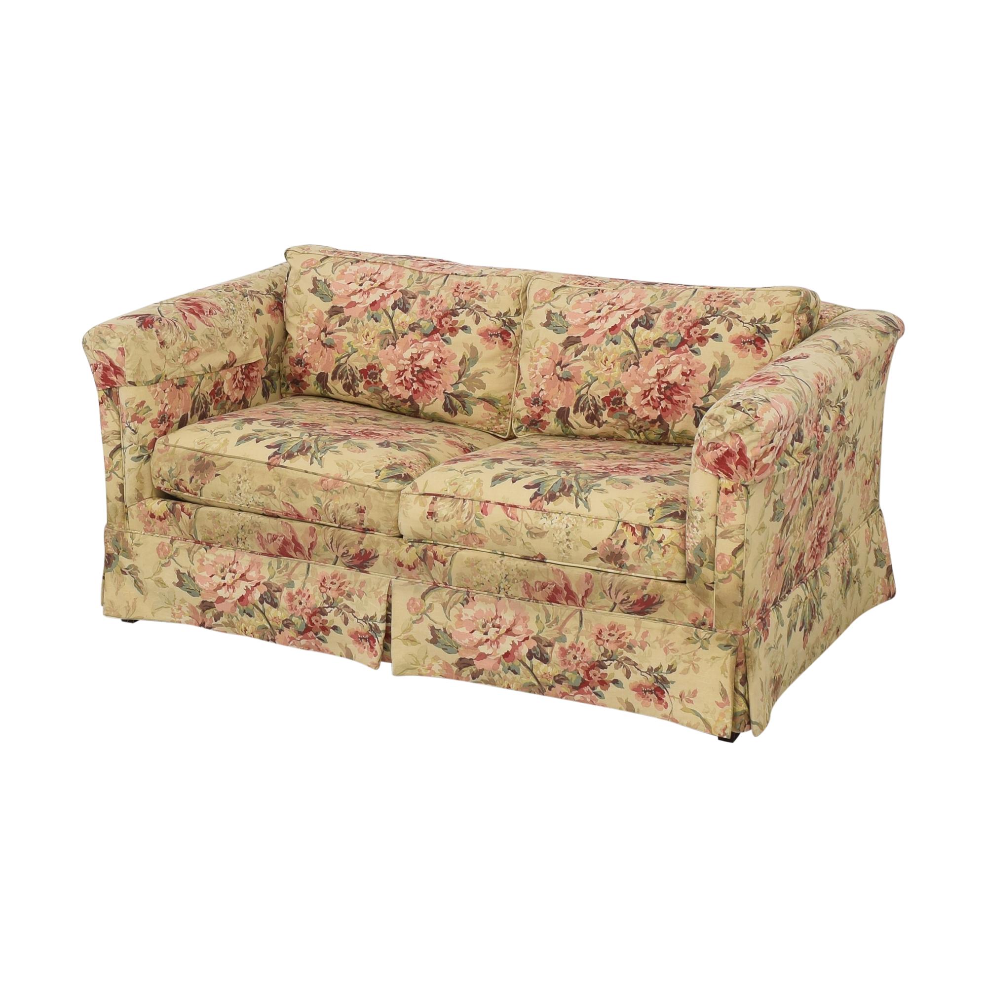 William Alan William Alan Loveseat Sleeper Sofa dimensions