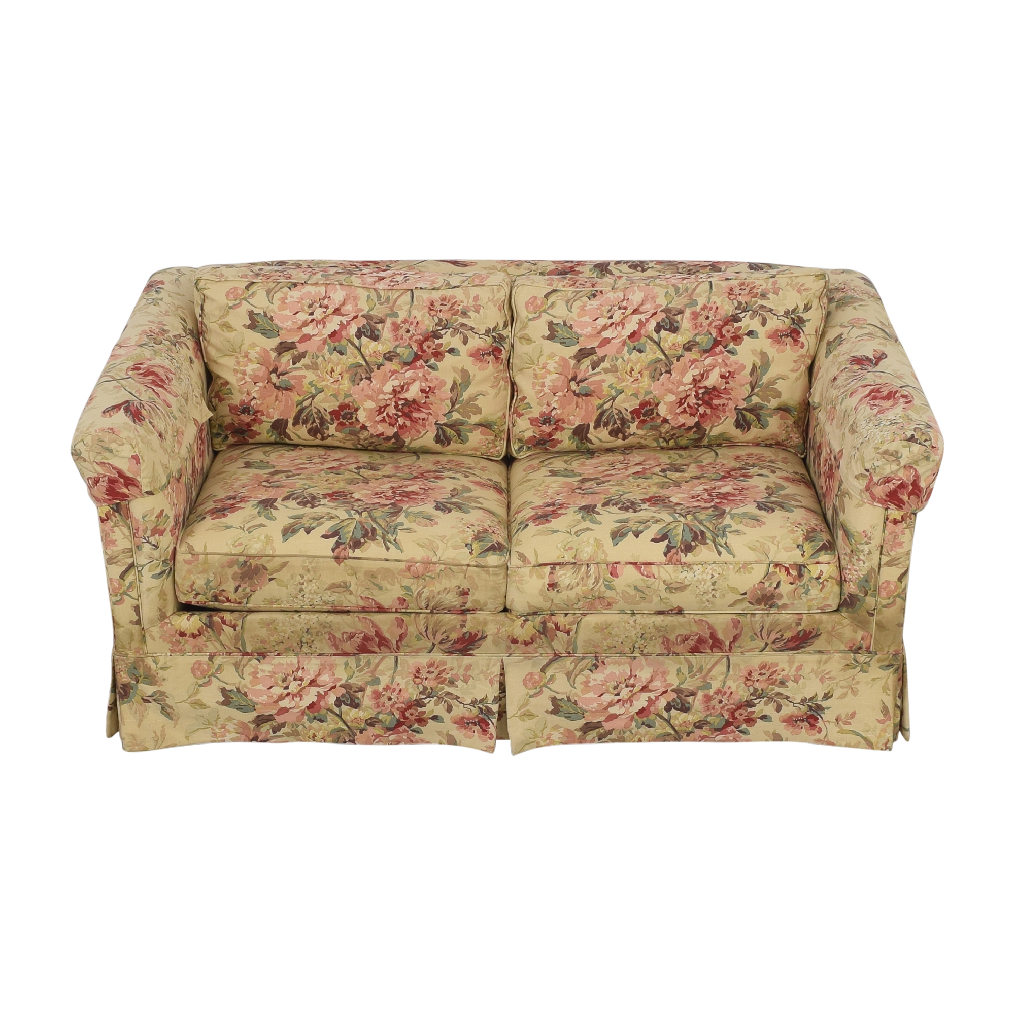 William Alan William Alan Loveseat Sleeper Sofa second hand