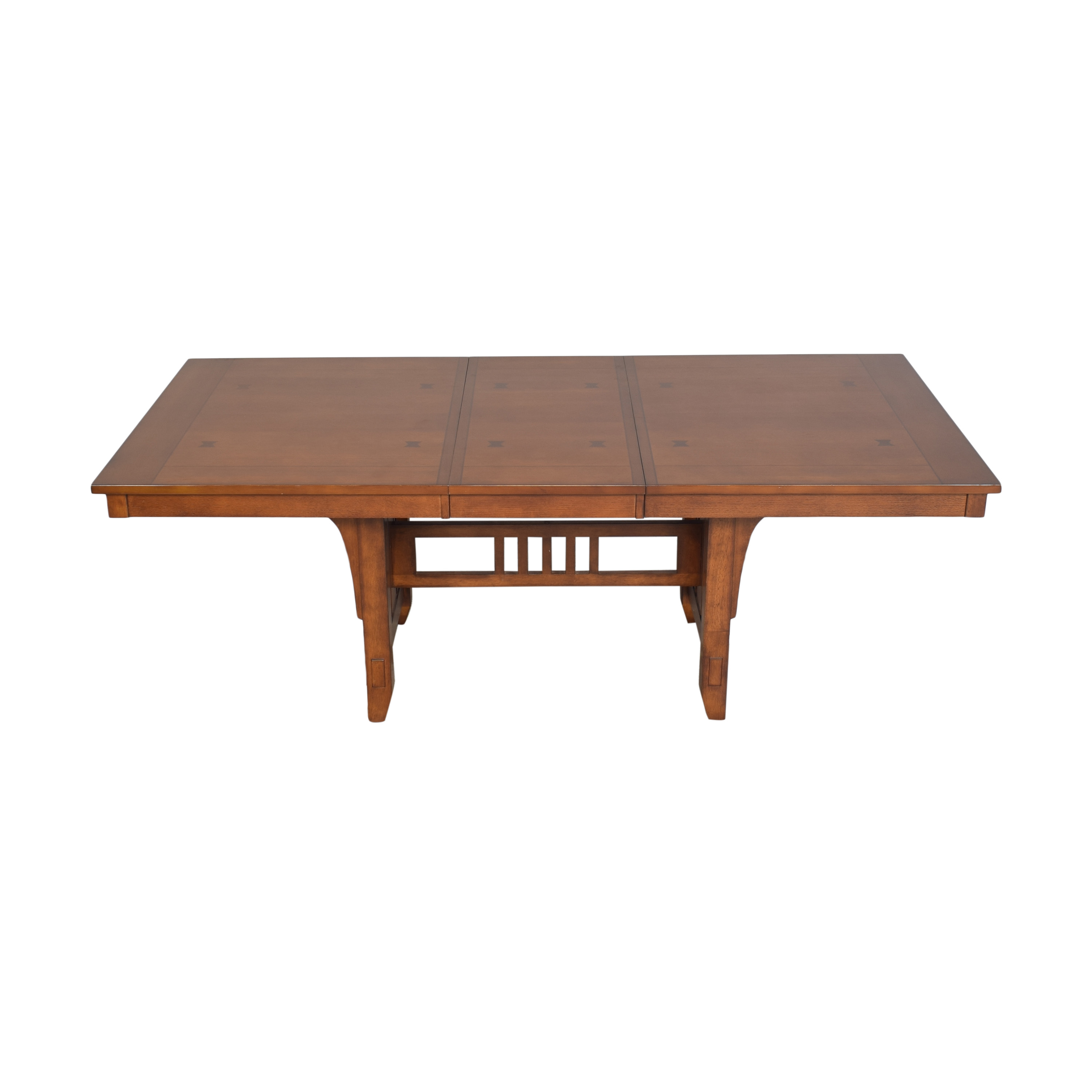 Green River Mission Style Extendable Dining Table / Tables