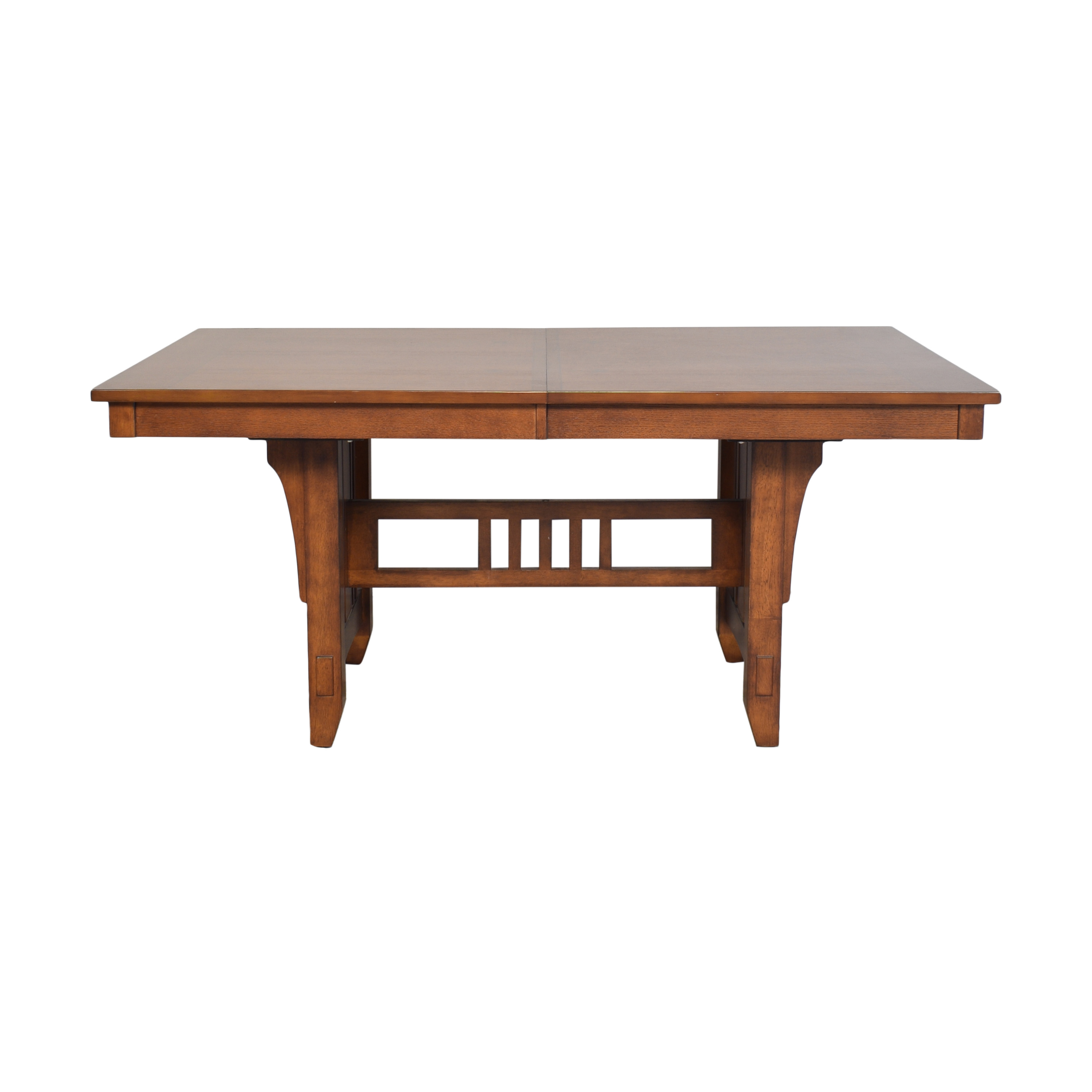Green River Furniture Green River Mission Style Extendable Dining Table discount