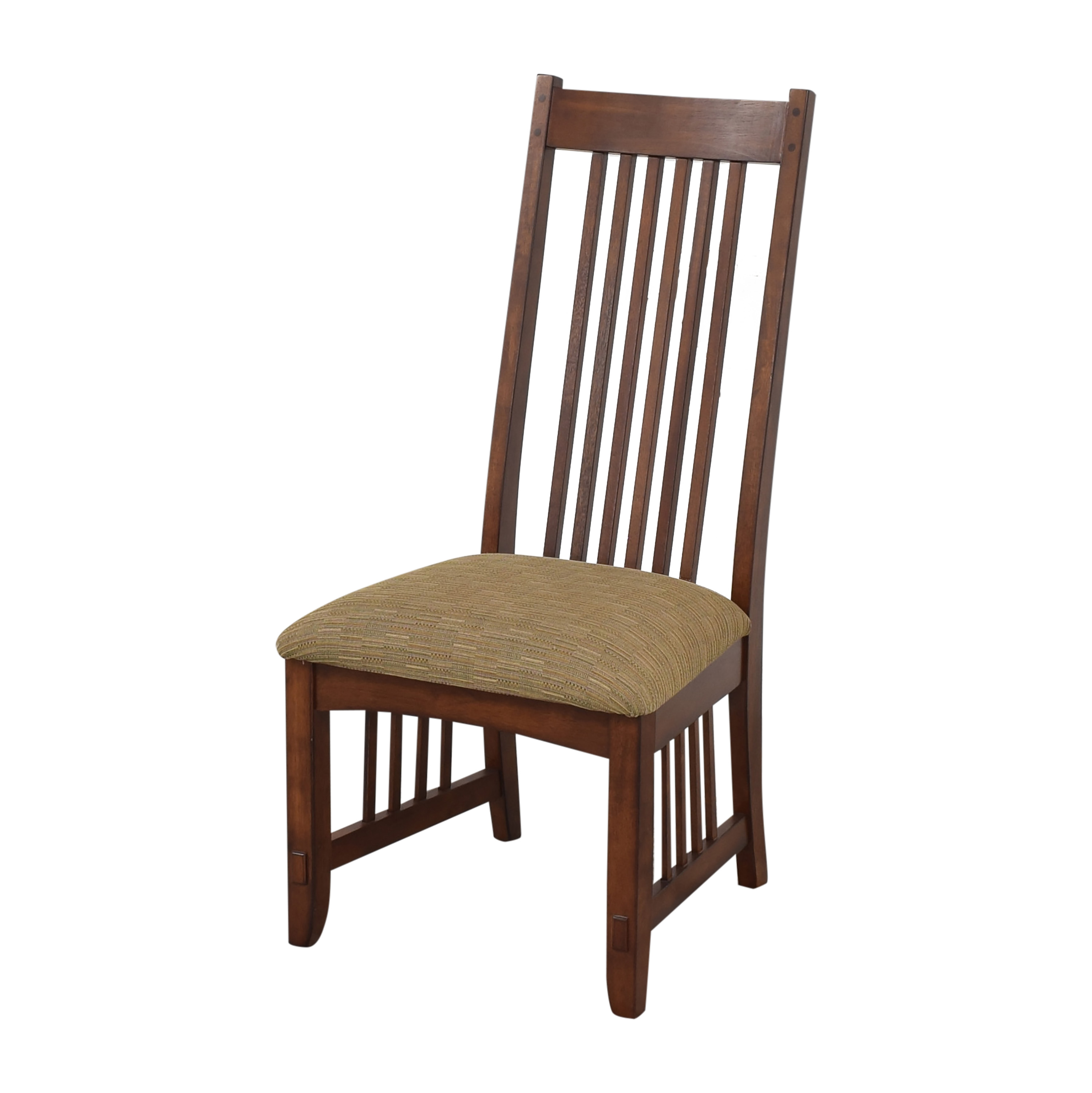 Green River Furniture Green River Mission Style Dining Chairs for sale
