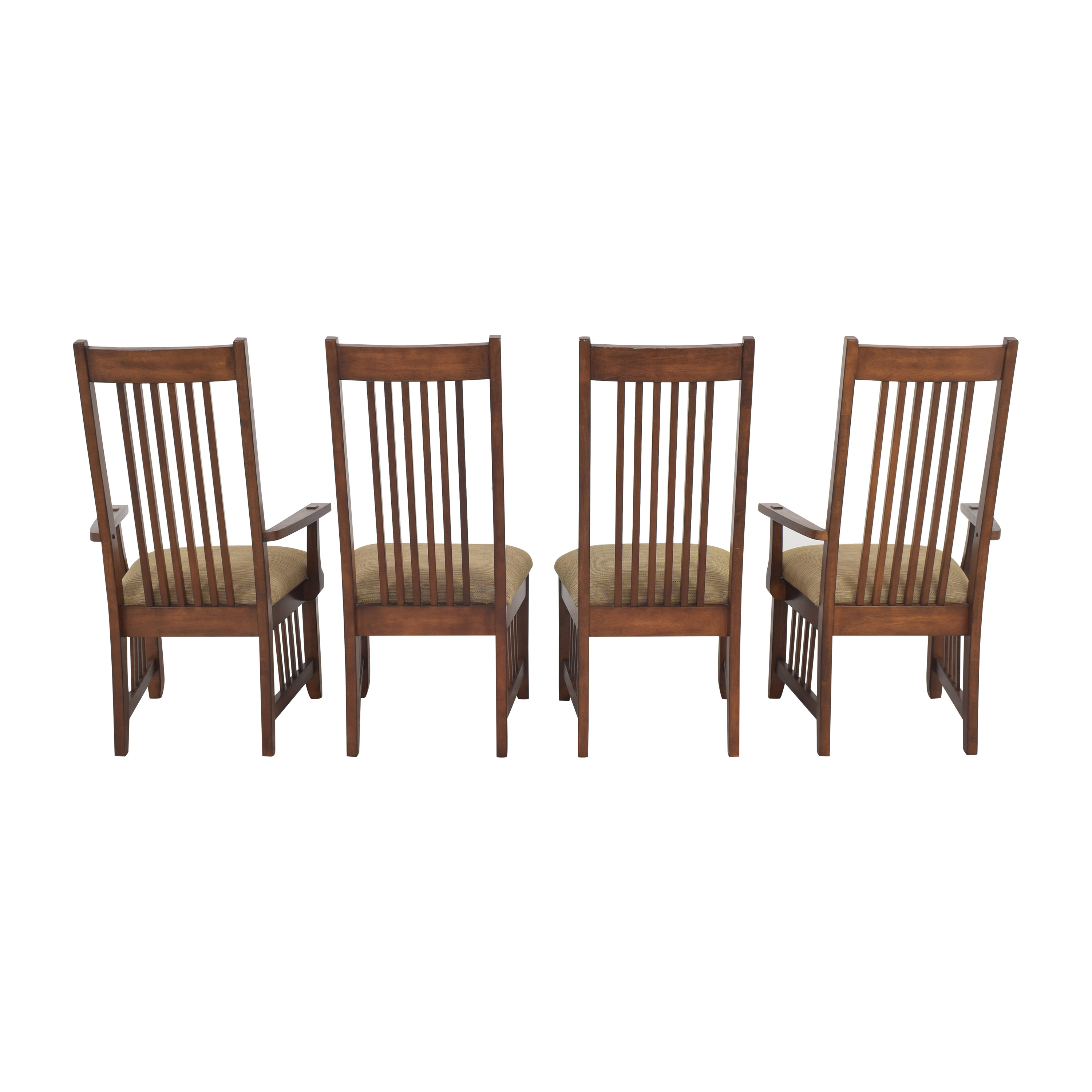 Green River Furniture Green River Mission Style Dining Chairs coupon