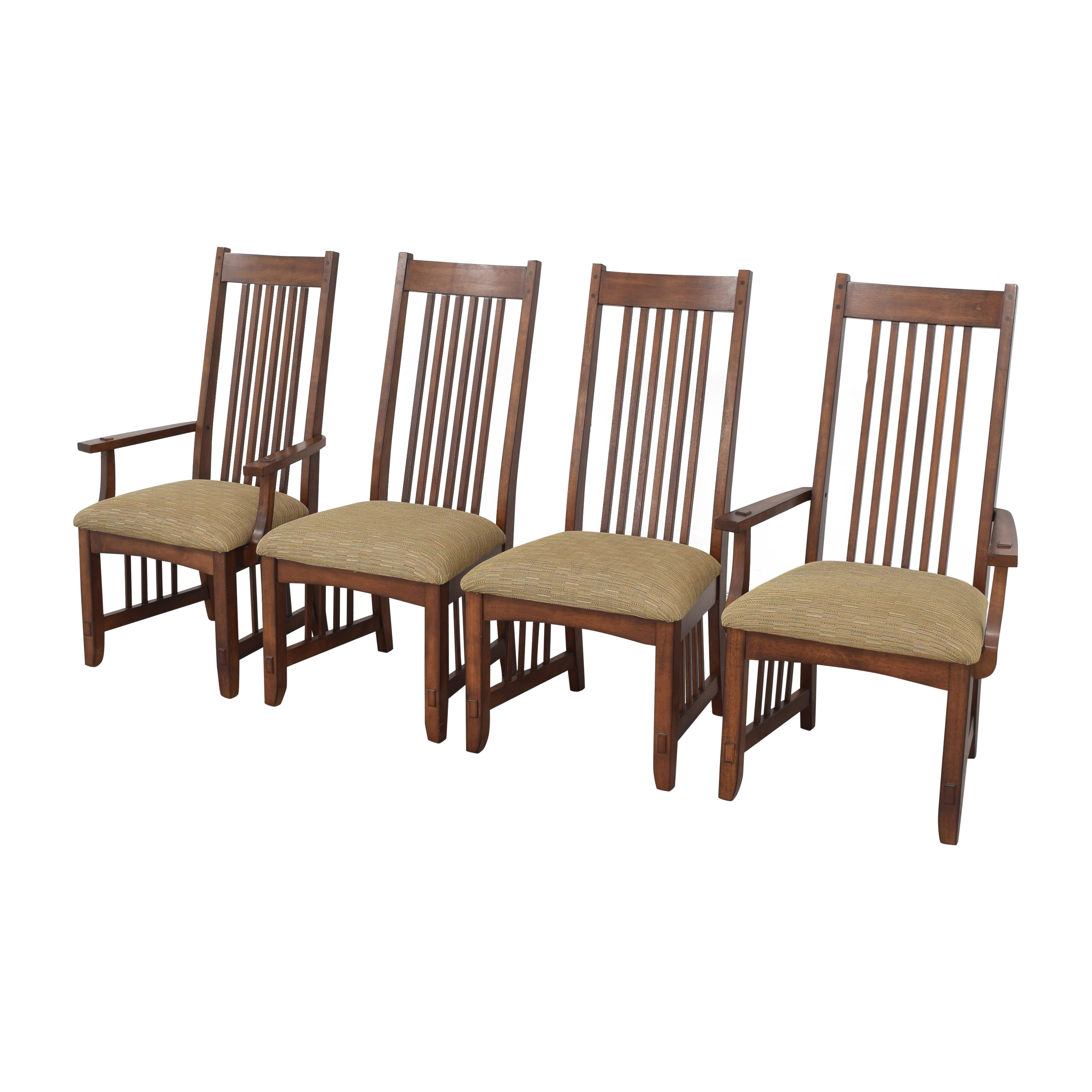 Green River Furniture Green River Mission Style Dining Chairs price