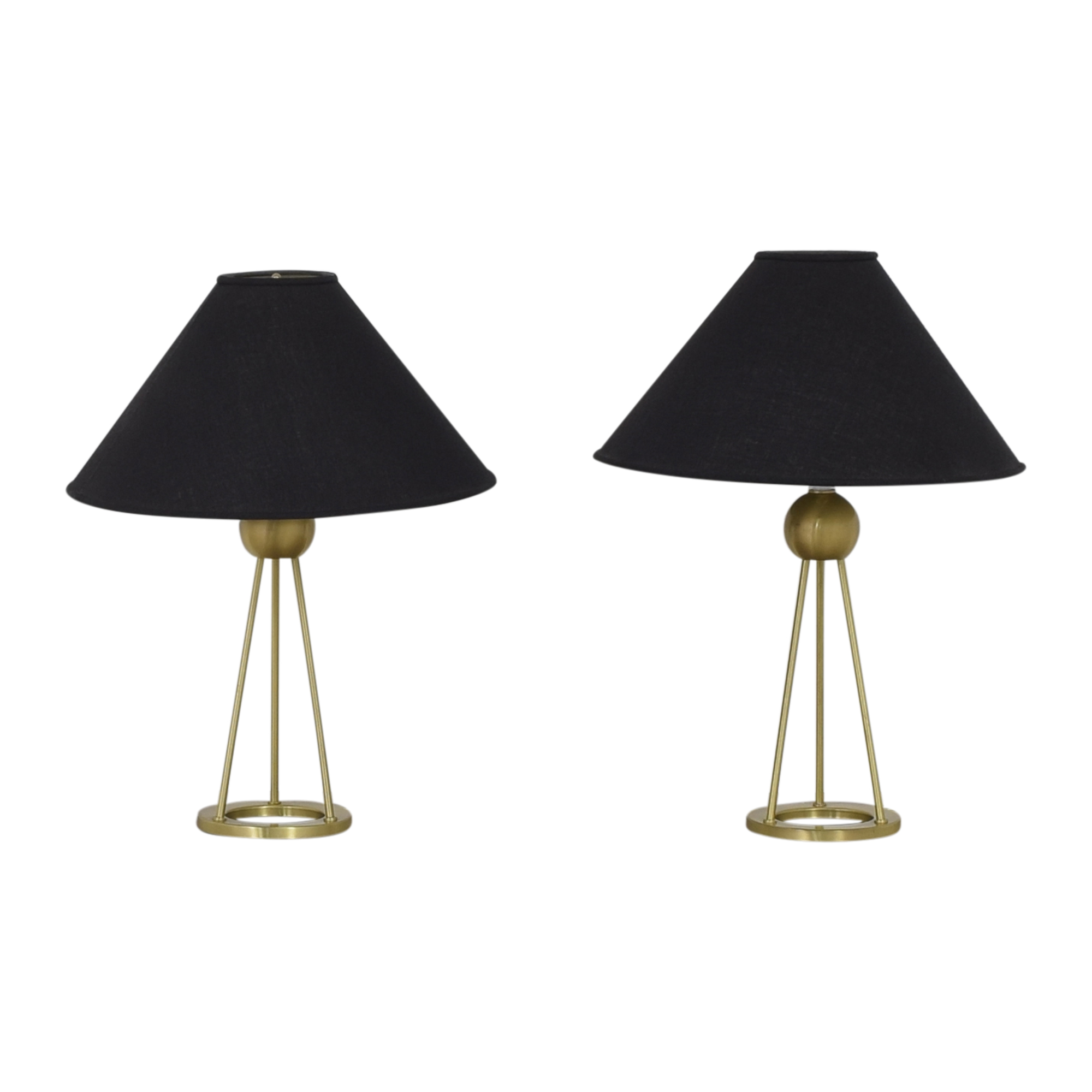 Nessen Lighting Nessen Lighting Vintage Industrial Table Lamps on sale