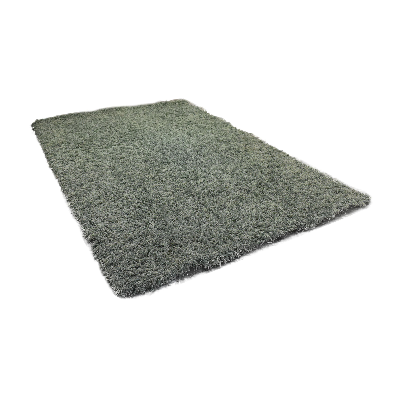 shop ABC Carpet & Home Super Shag Area Rug ABC Carpet & Home