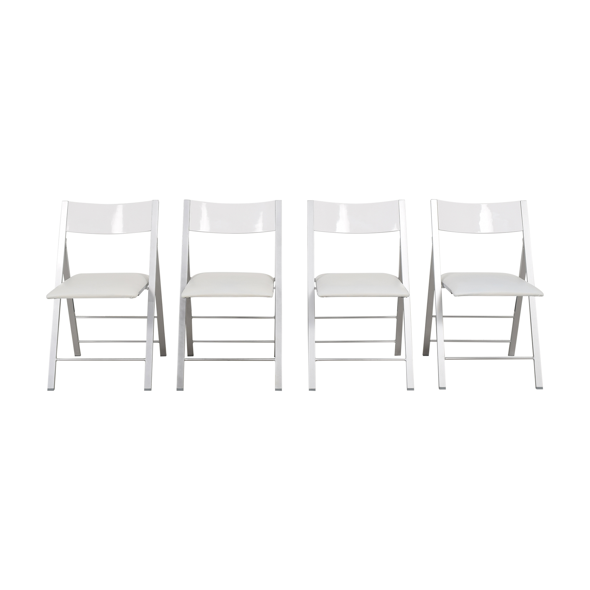 Modern Folding Dining Chairs / Dining Chairs