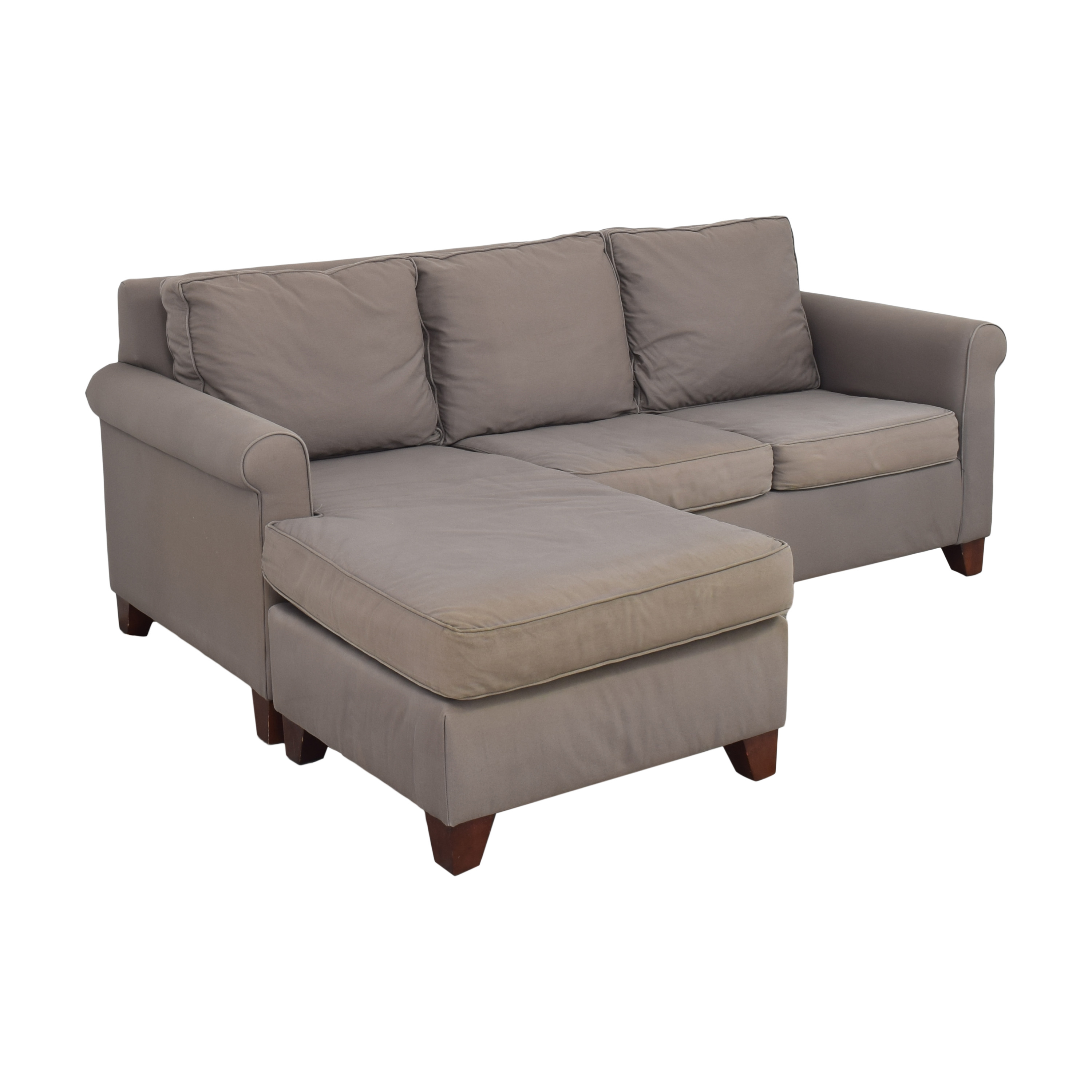 Pottery Barn Pottery Barn Cameron Sectional Sofa with Reversible Chaise Sofas