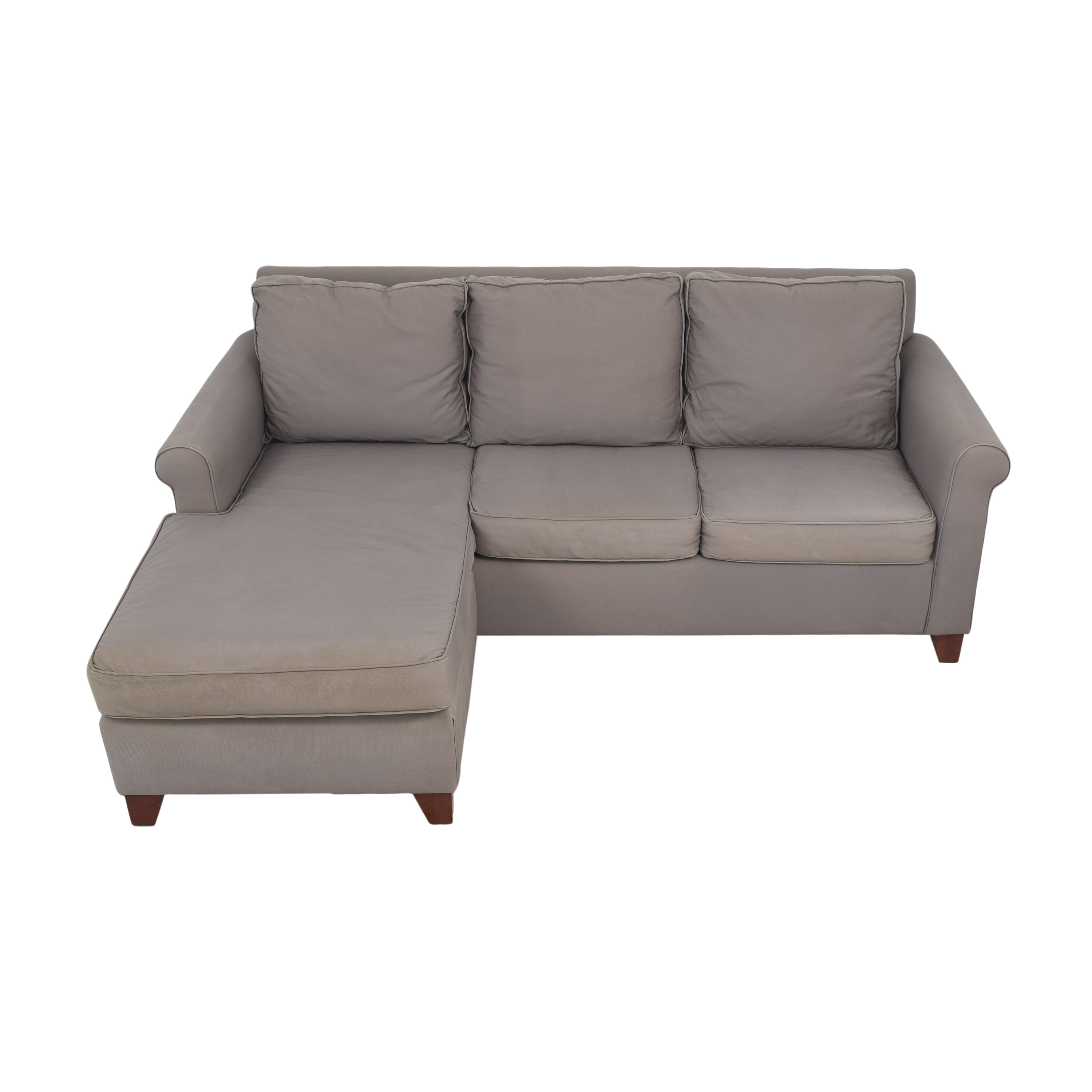 Pottery Barn Pottery Barn Cameron Sectional Sofa with Reversible Chaise nj