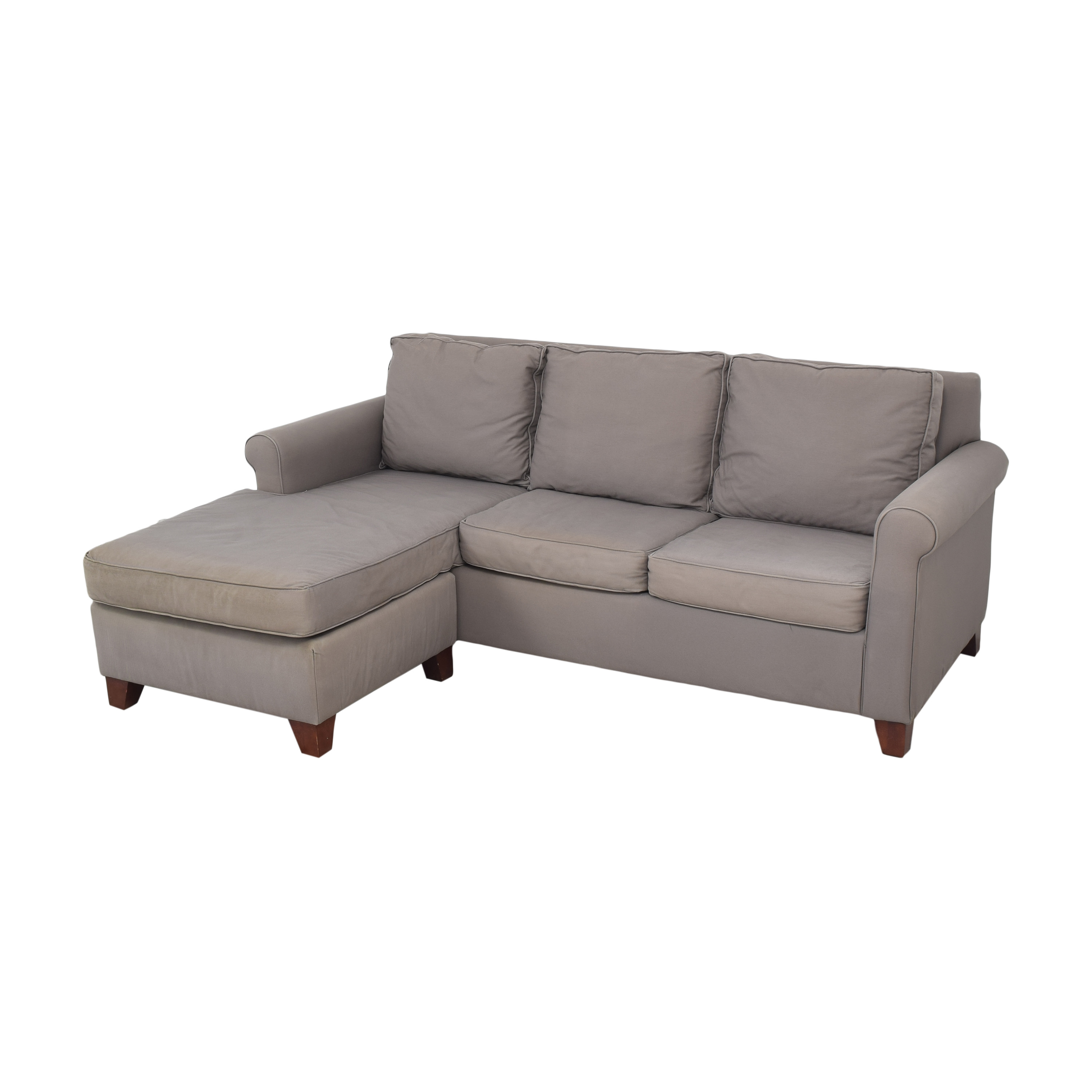 Pottery Barn Pottery Barn Cameron Sectional Sofa with Reversible Chaise used