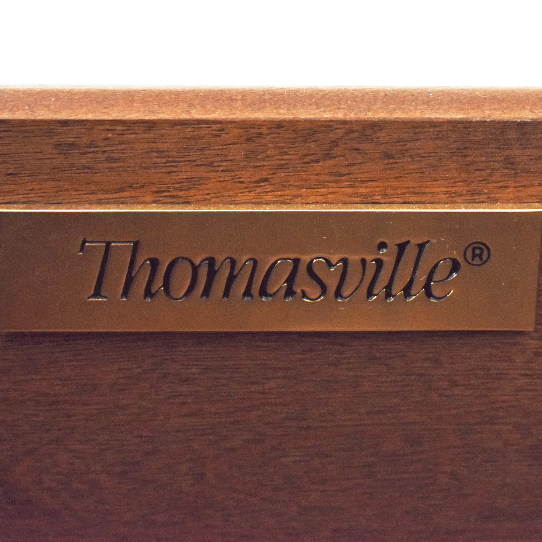 Thomasville Thomasville Entertainment Credenza used