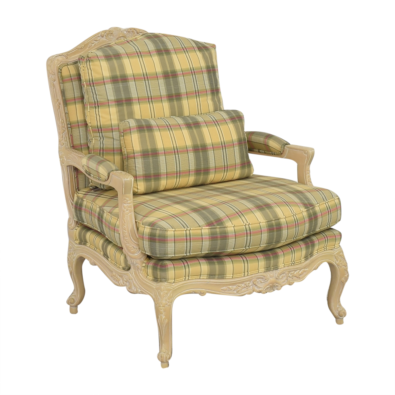 Sherrill Furniture Sherrill Furniture Bergere Style Chair Accent Chairs