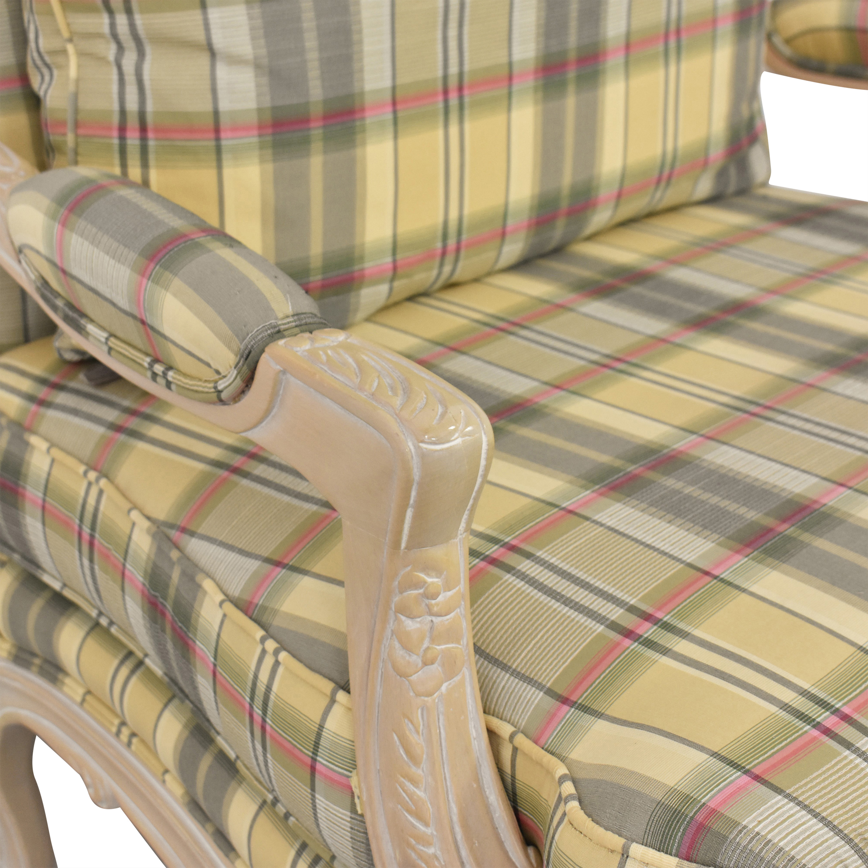 Sherrill Furniture Sherrill Furniture Bergere Style Chair on sale