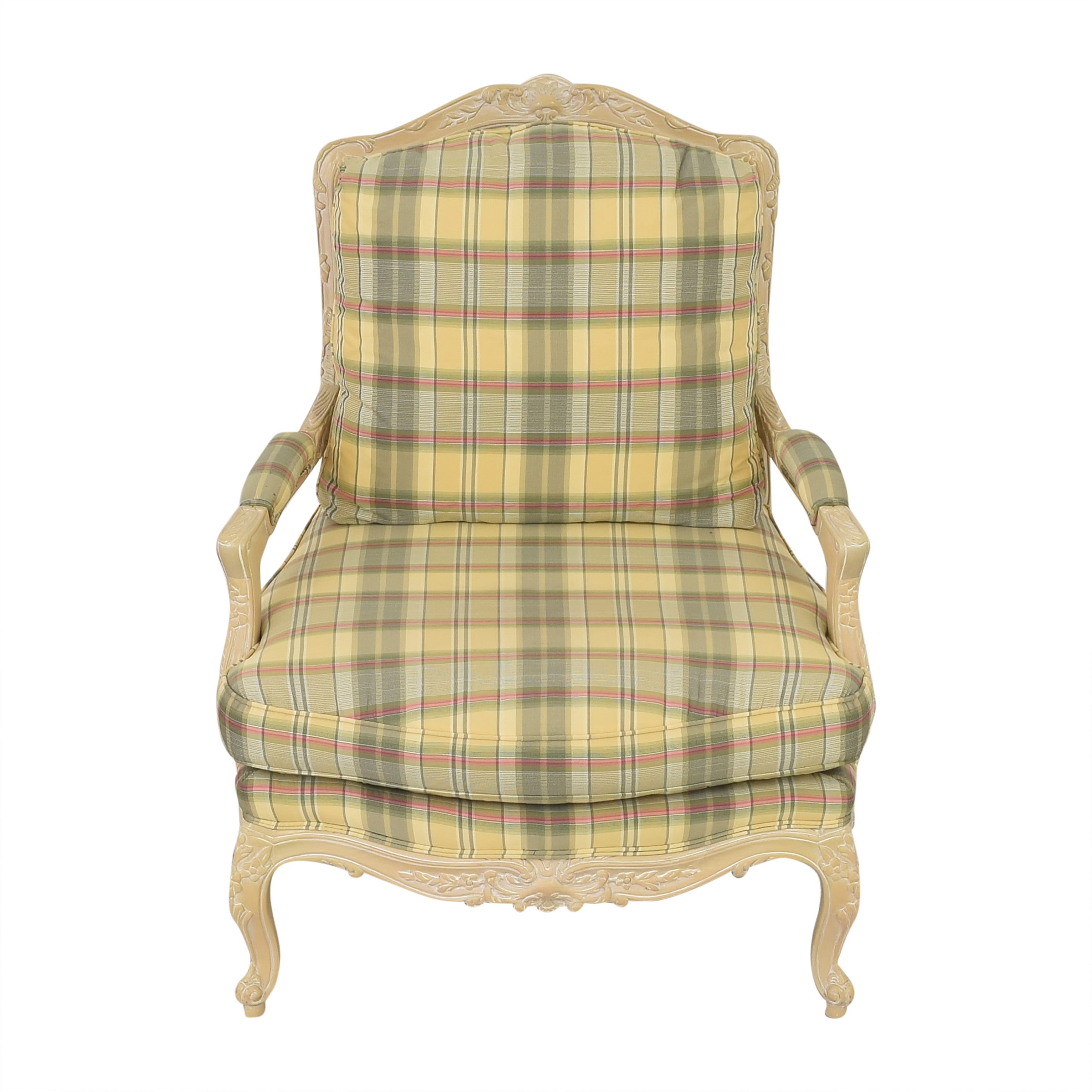 buy Sherrill Furniture Bergere Style Chair Sherrill Furniture Accent Chairs