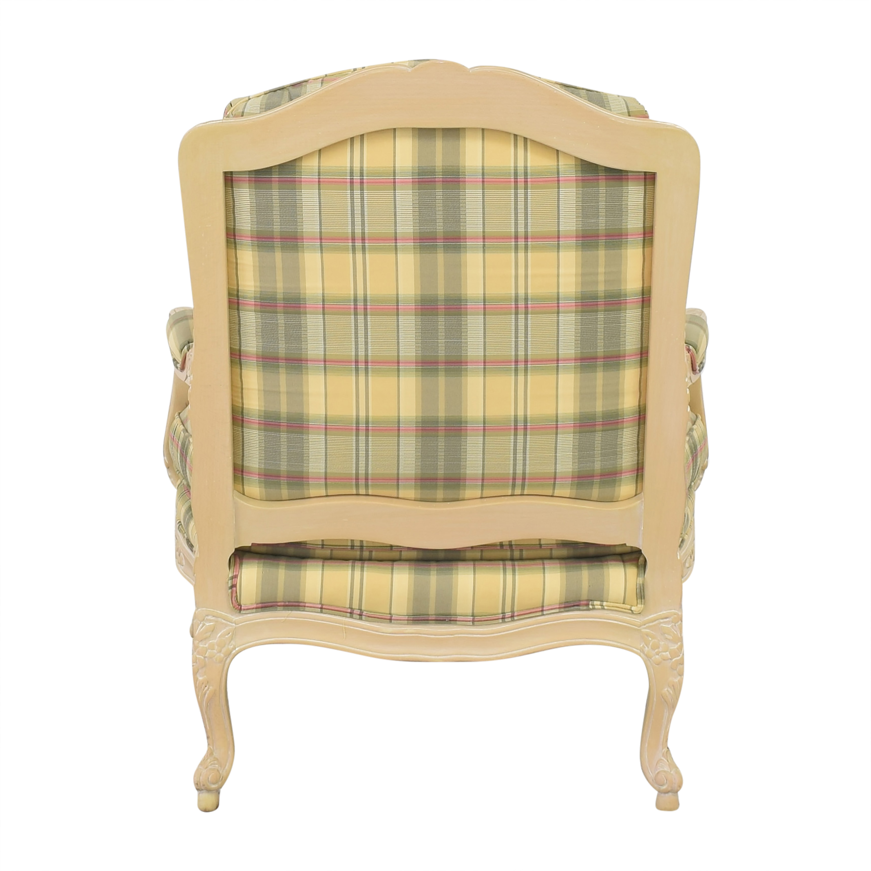 Sherrill Furniture Sherrill Furniture Bergere Style Chair