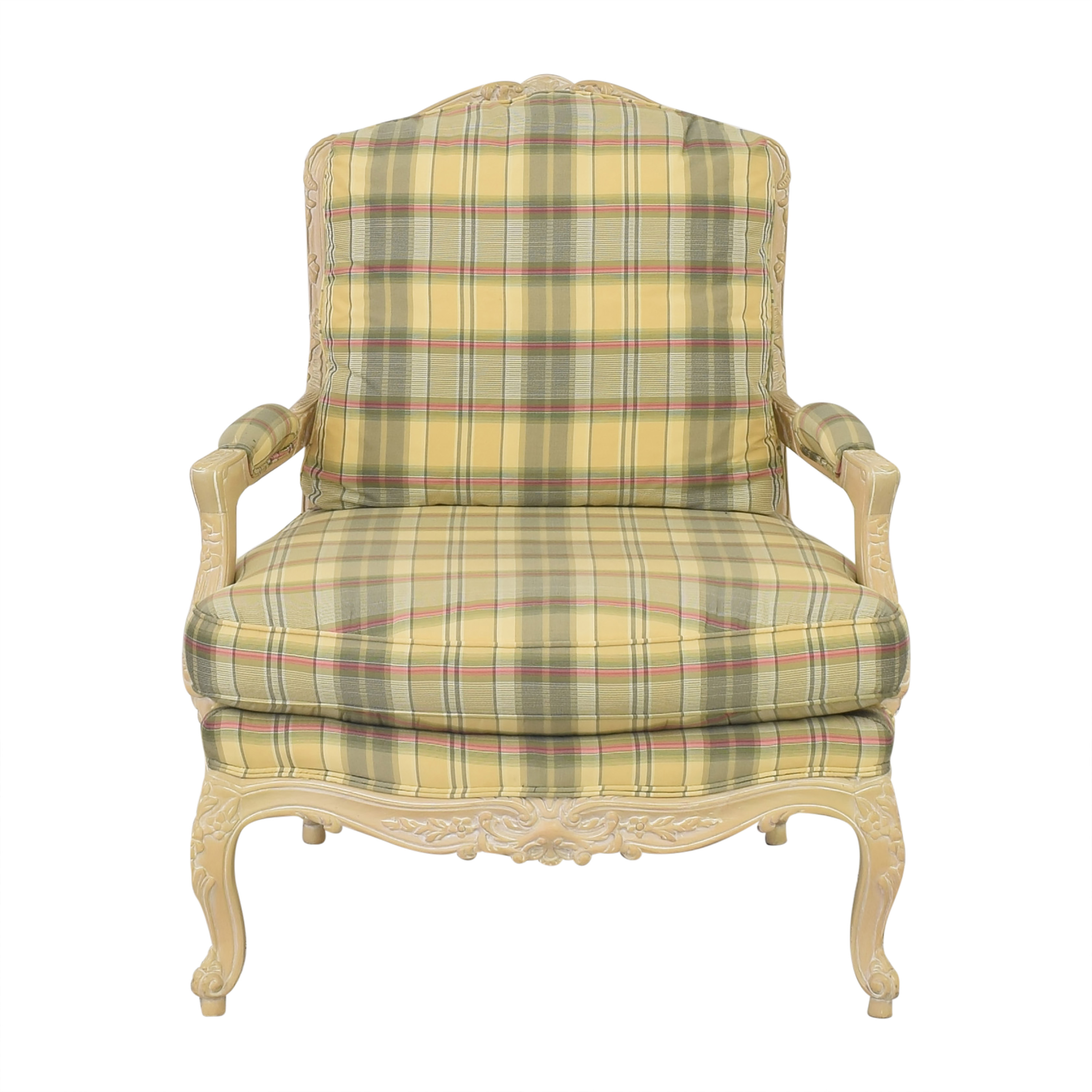 Sherrill Furniture Sherrill Furniture Bergere Style Chair Chairs