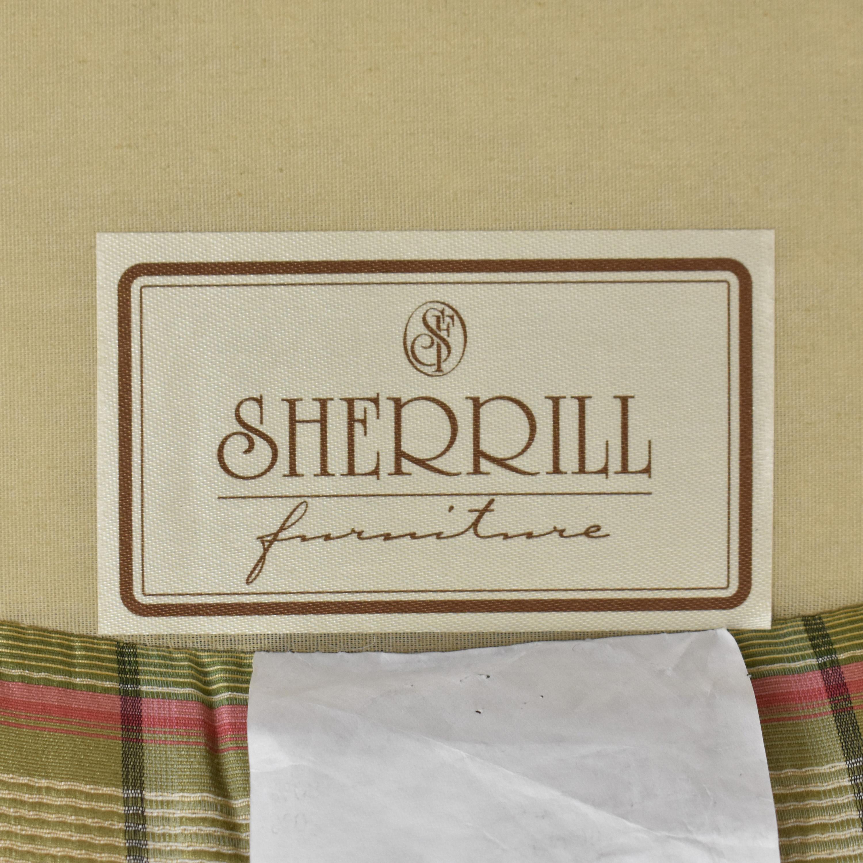 Sherrill Furniture Sherrill Furniture Bergere Style Chair for sale