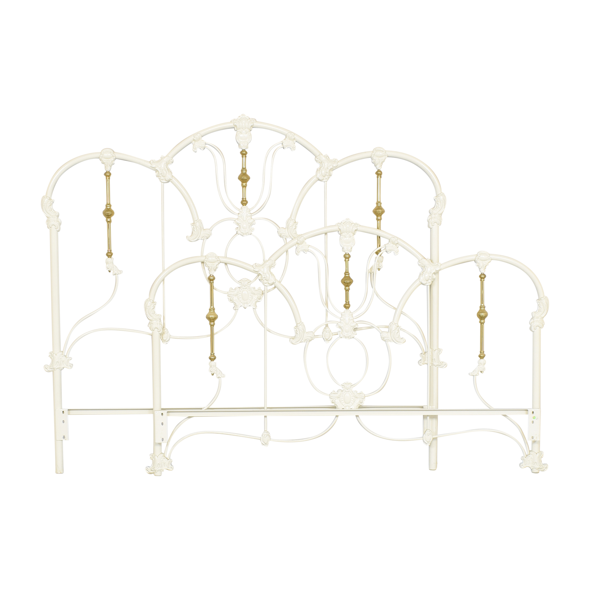 Vintage Style Queen Headboard and Footboard price