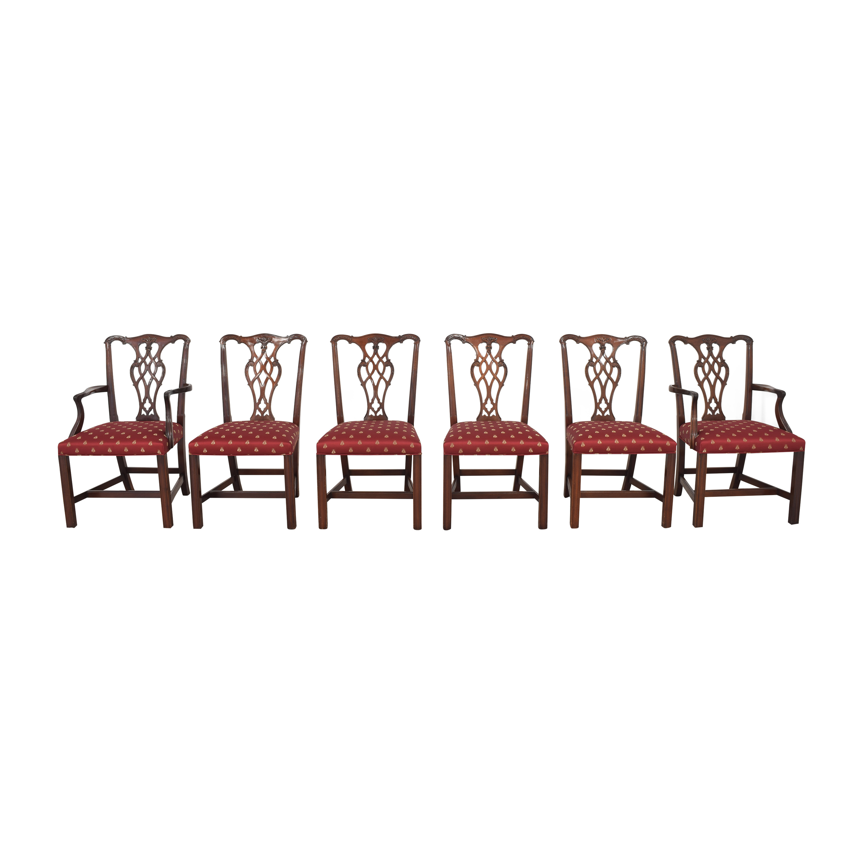 buy Councill Chippendale Style Dining Chairs Councill Dining Chairs