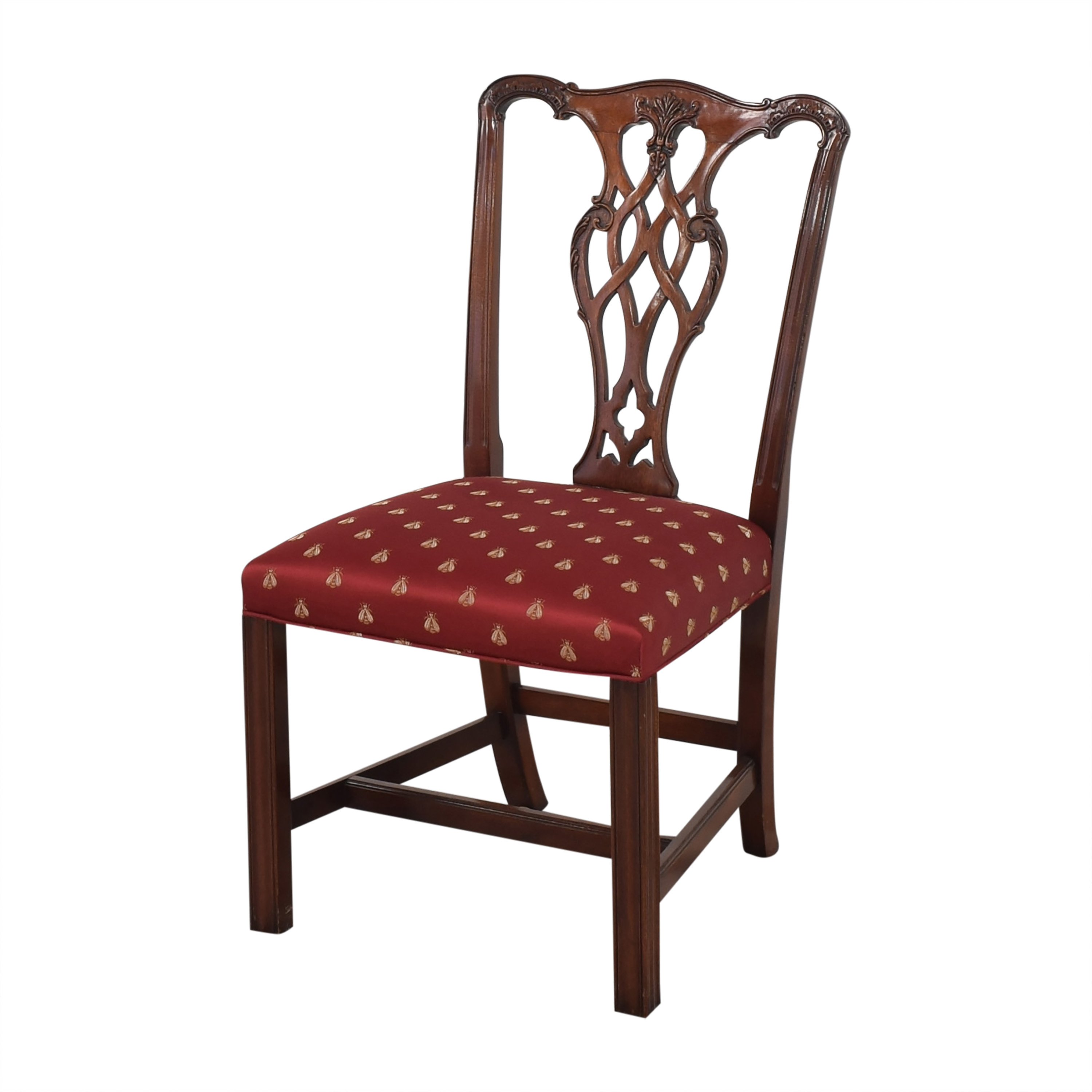 Councill Councill Chippendale Style Dining Chairs for sale