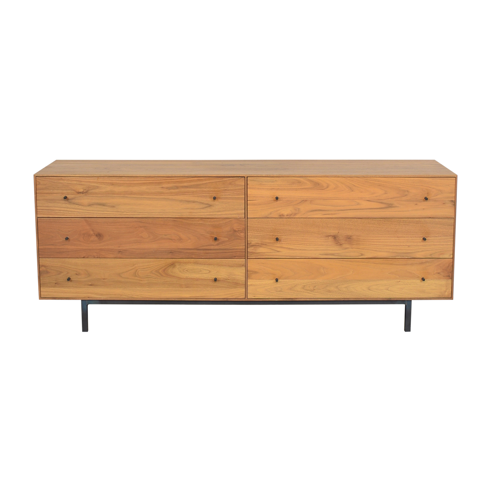 buy Room & Board Room & Board Hudson Six Drawer Dresser online