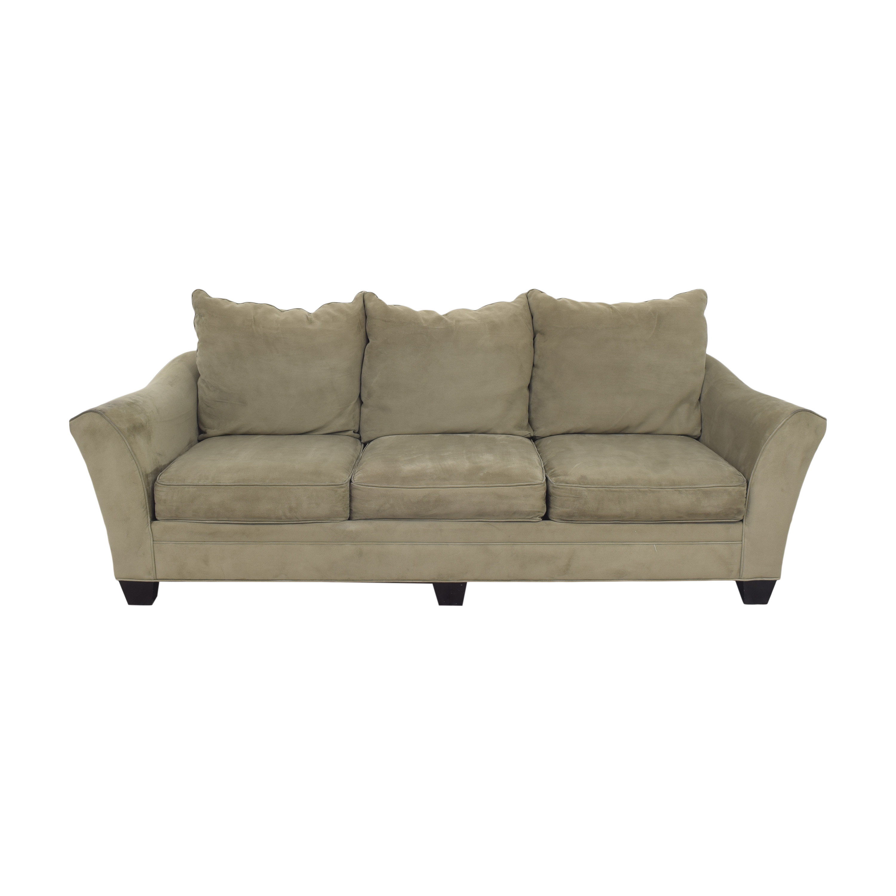 Raymour & Flanigan Raymour & Flanigan Three Cushion Sofa coupon