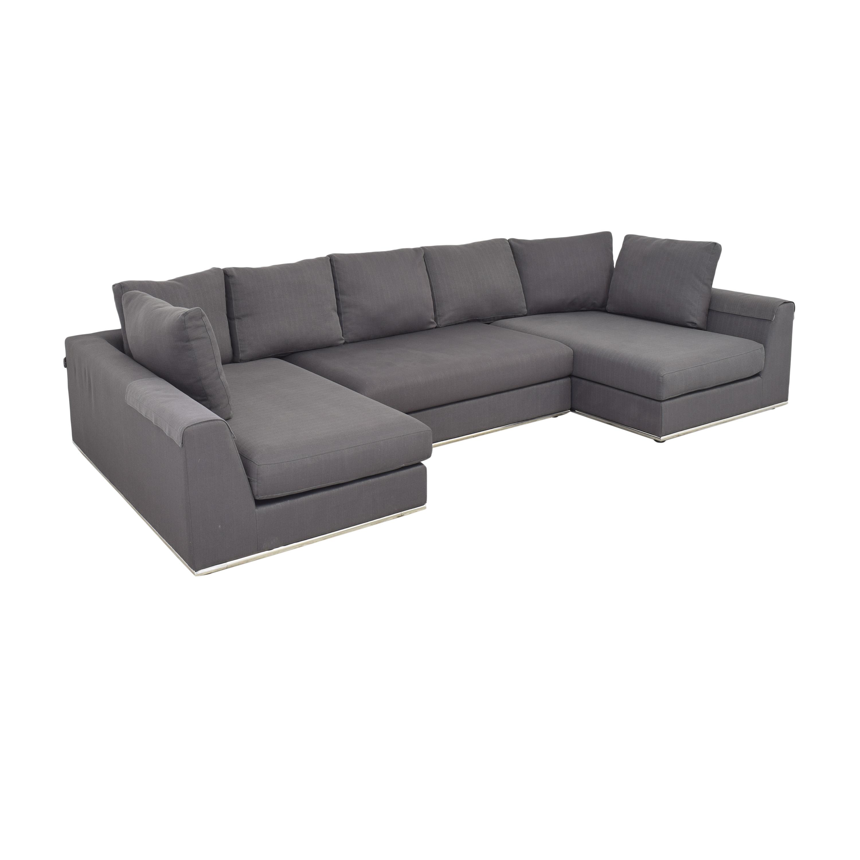 buy Modani Modani Sectional Sofa with Two Chaises online