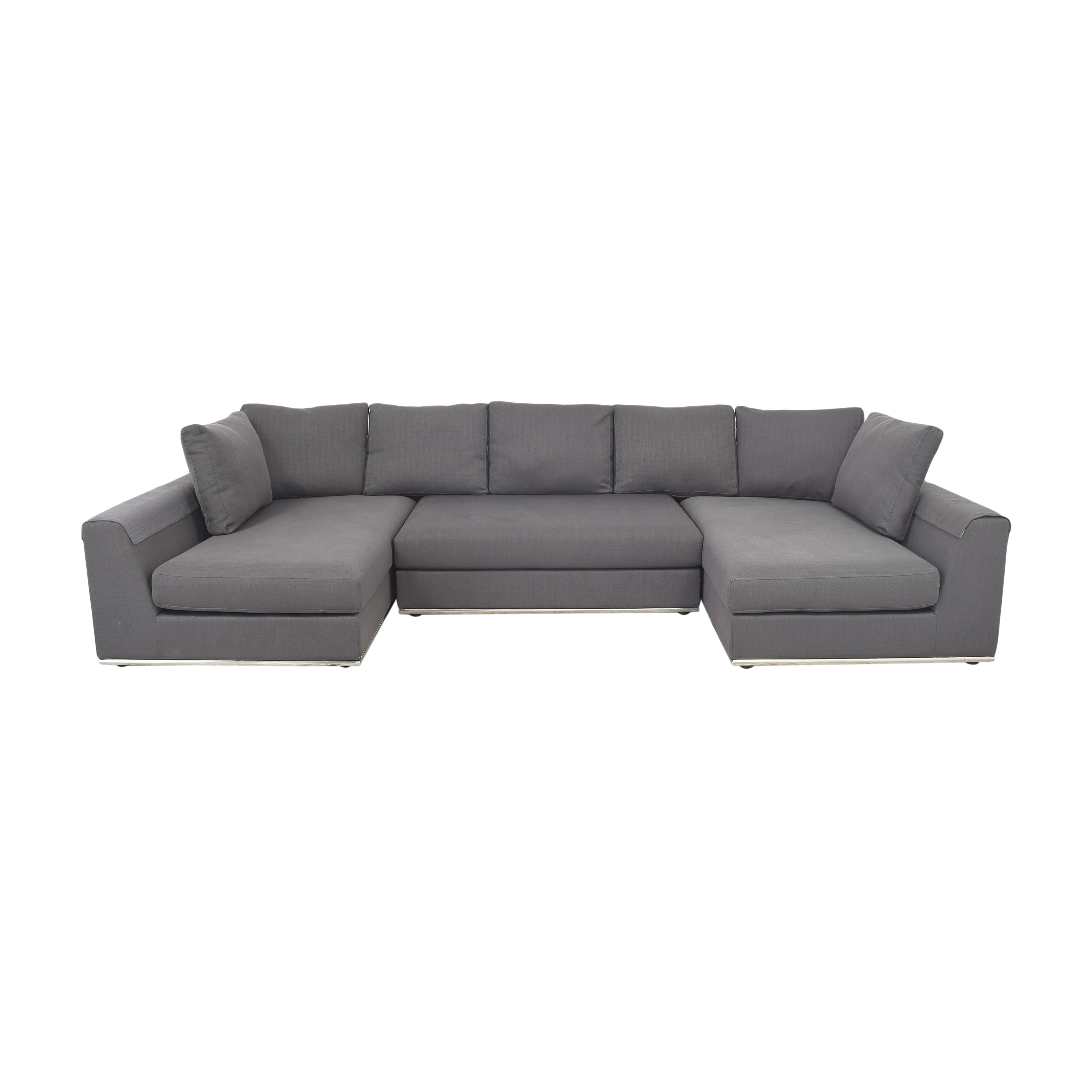 shop Modani Modani Sectional Sofa with Two Chaises online