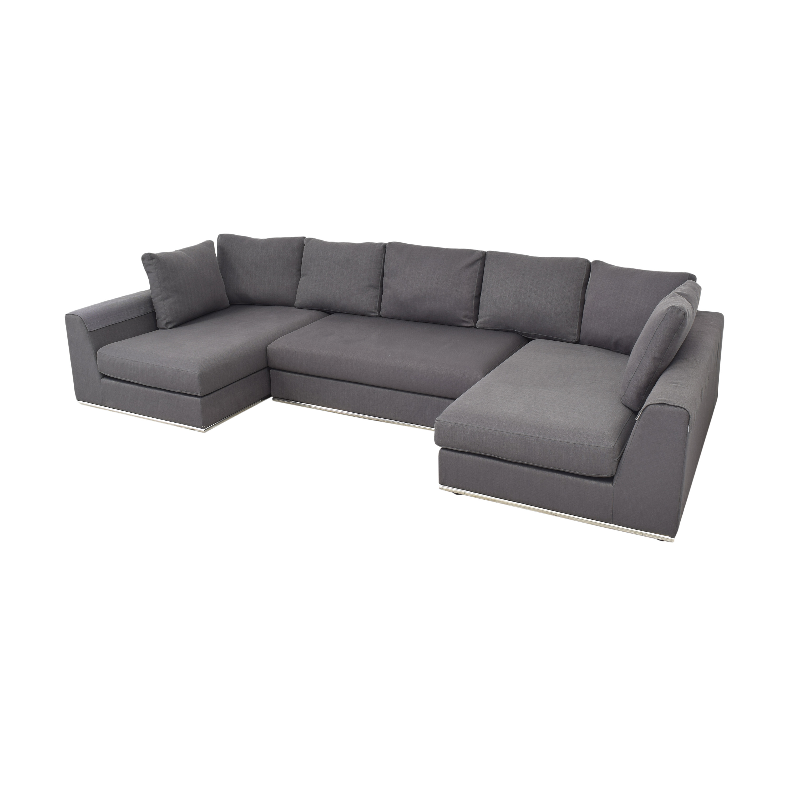 Modani Sectional Sofa with Two Chaises / Sofas