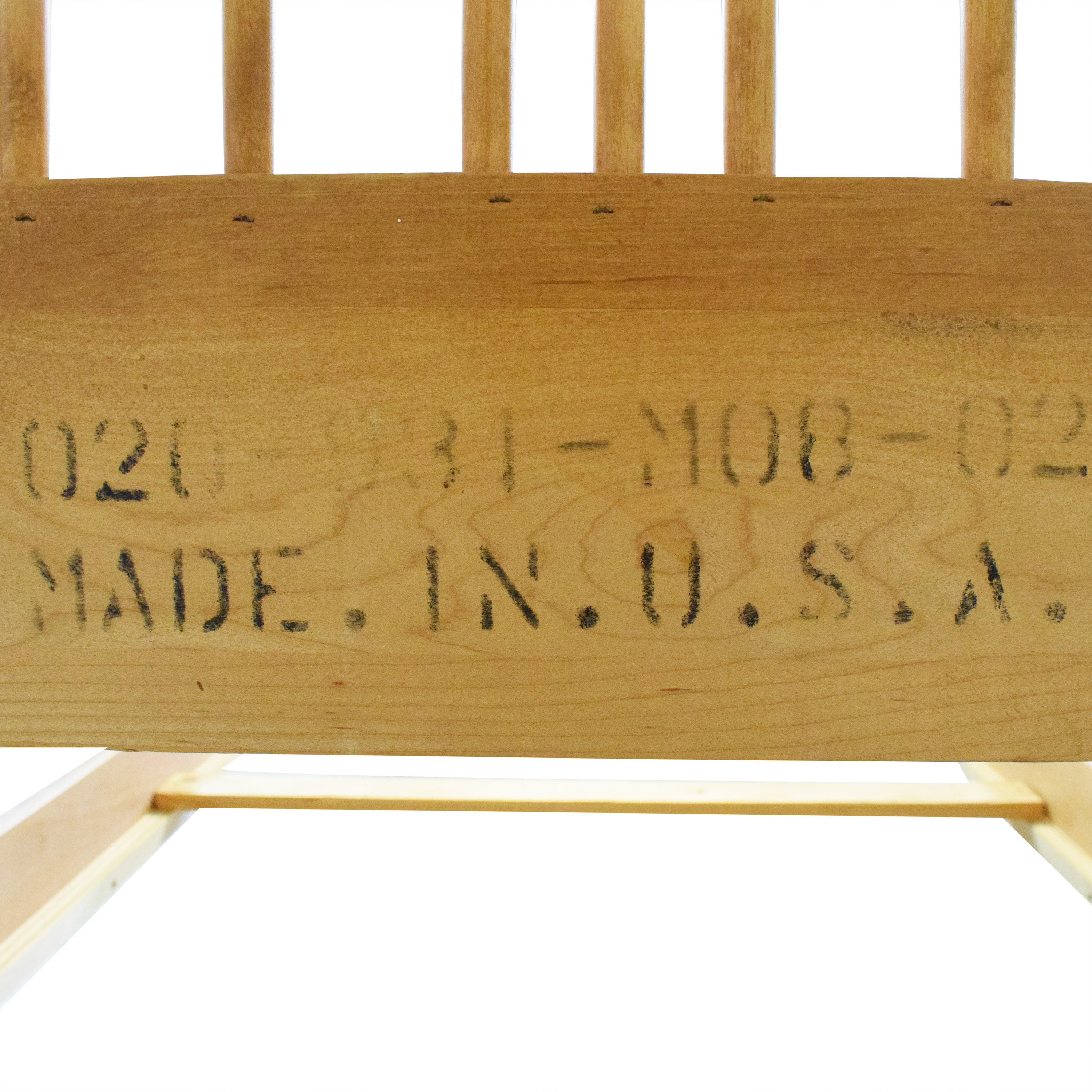 Stanley Furniture Stanley Furniture Twin Bed Frame on sale