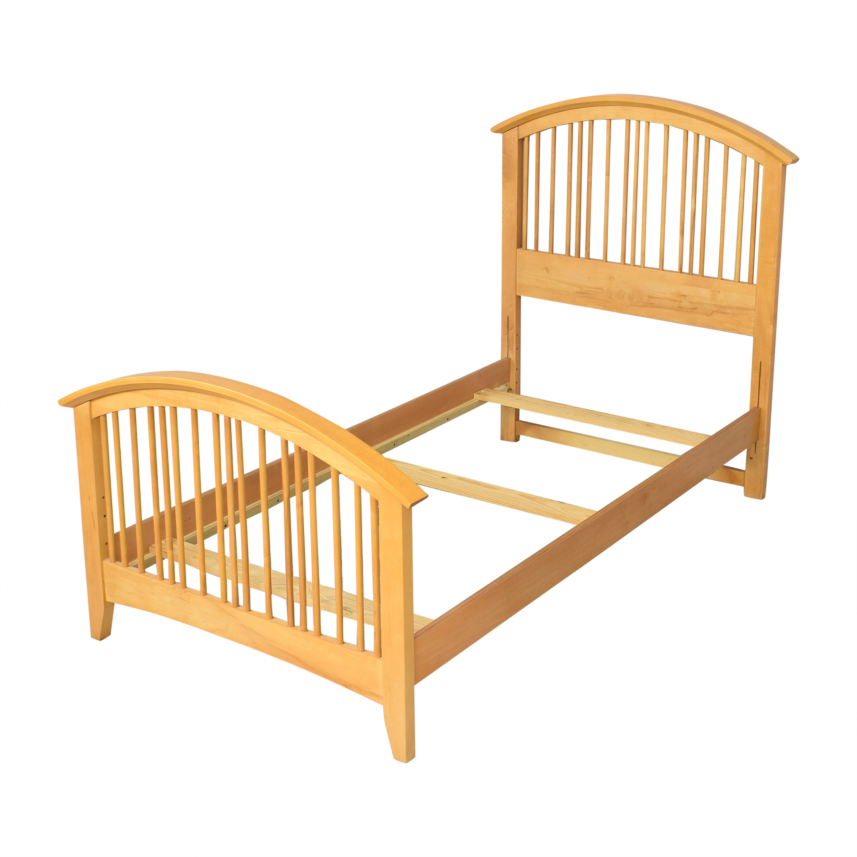 Stanley Furniture Stanley Furniture Twin Bed Frame Bed Frames