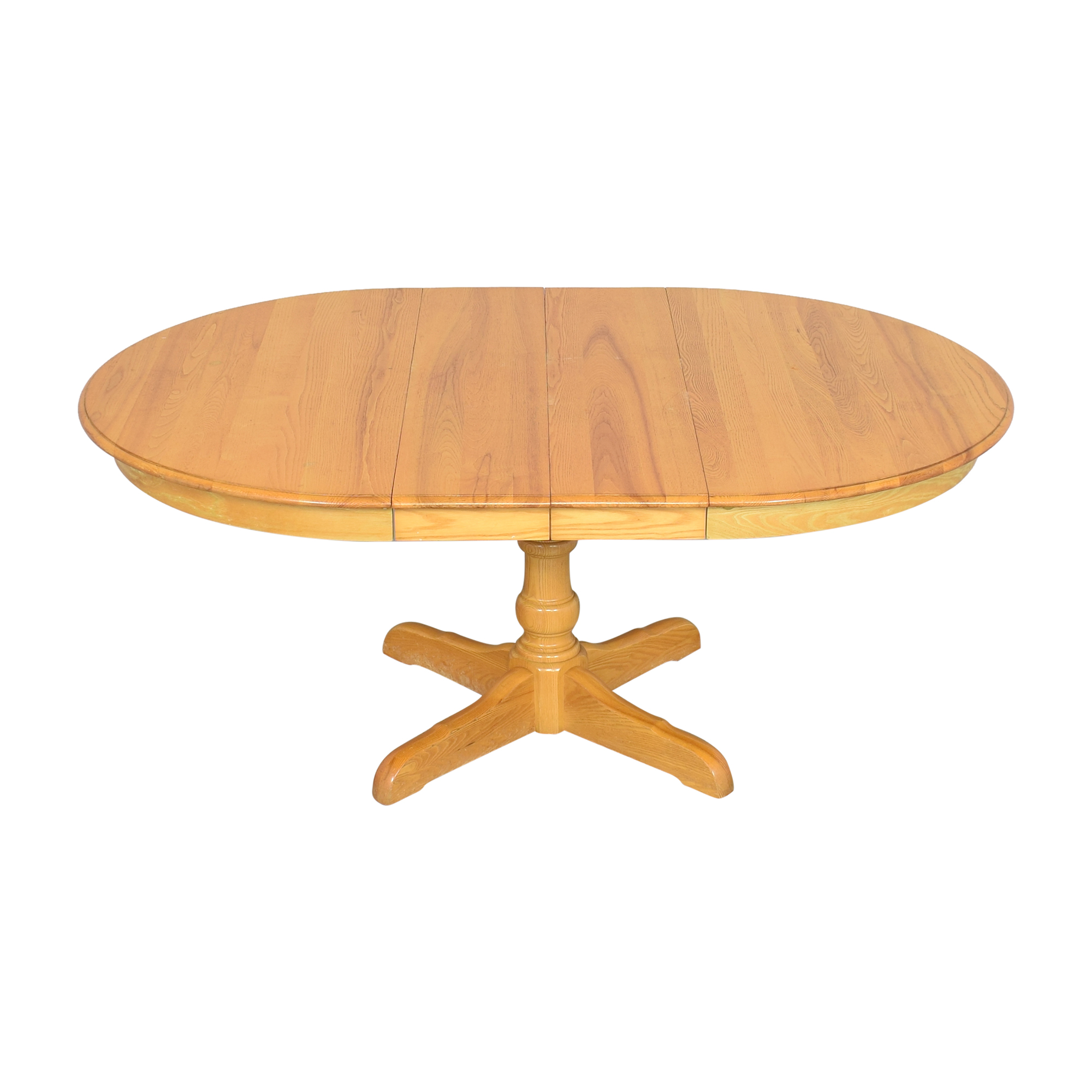 buy Hitchcock Hitchcock Round Extendable Dining Table online