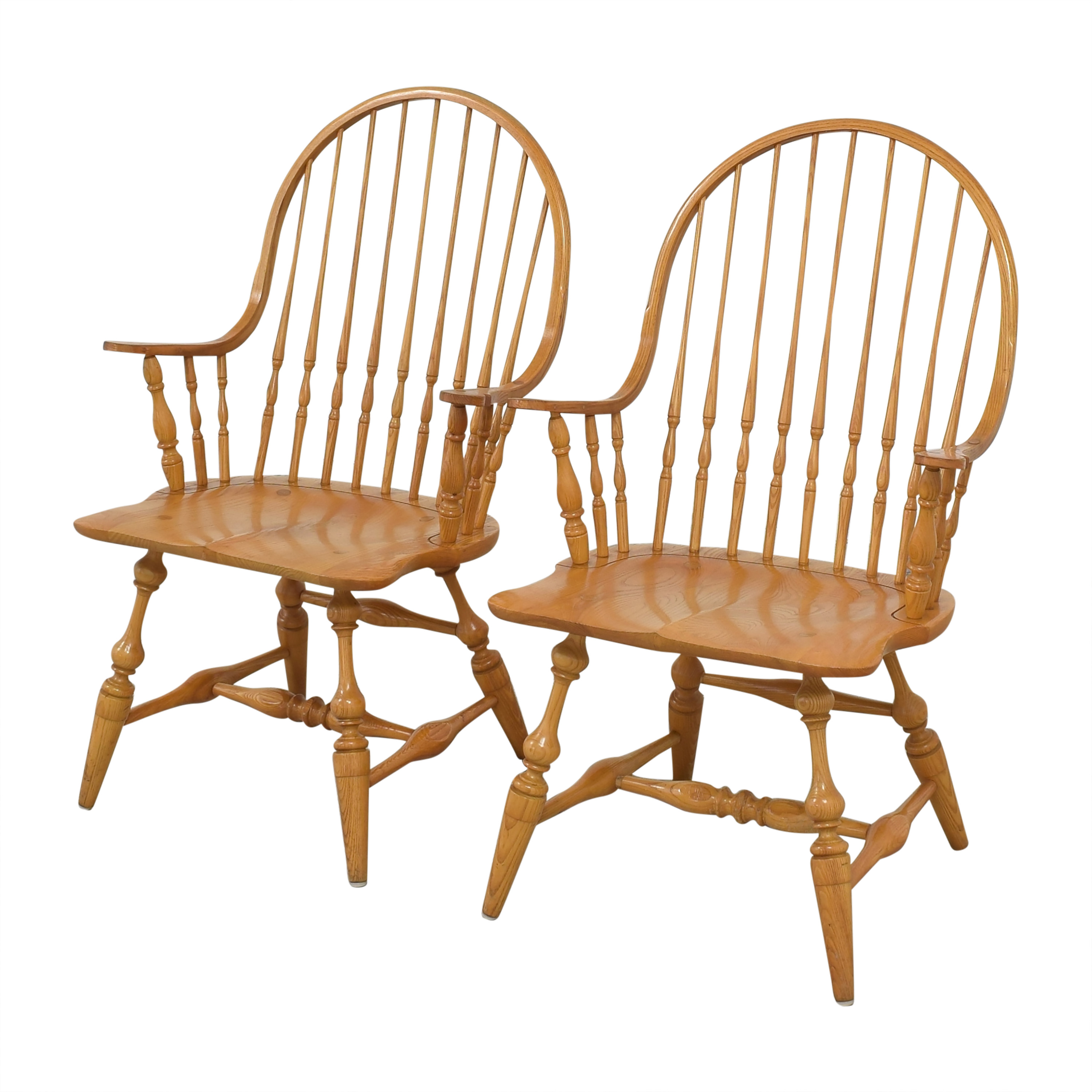 Hitchcock Windsor Style Dining Chairs Hitchcock