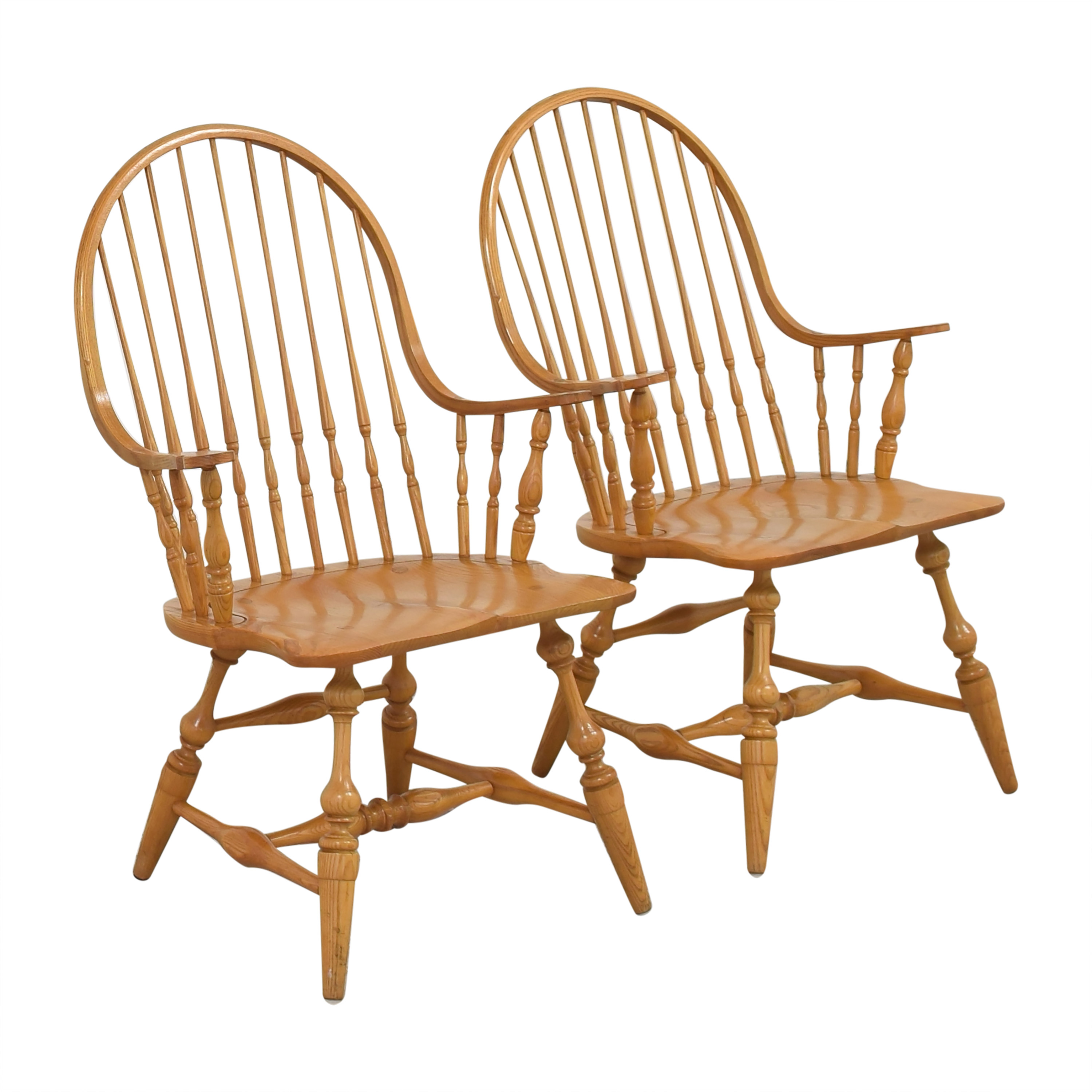 Hitchcock Windsor Style Dining Chairs sale