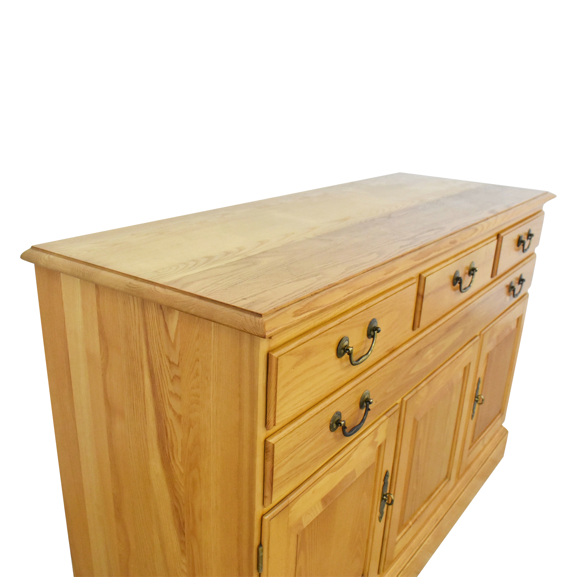 Picture of: 63 Off Hitchcock Hitchcock Buffet Cabinet Storage