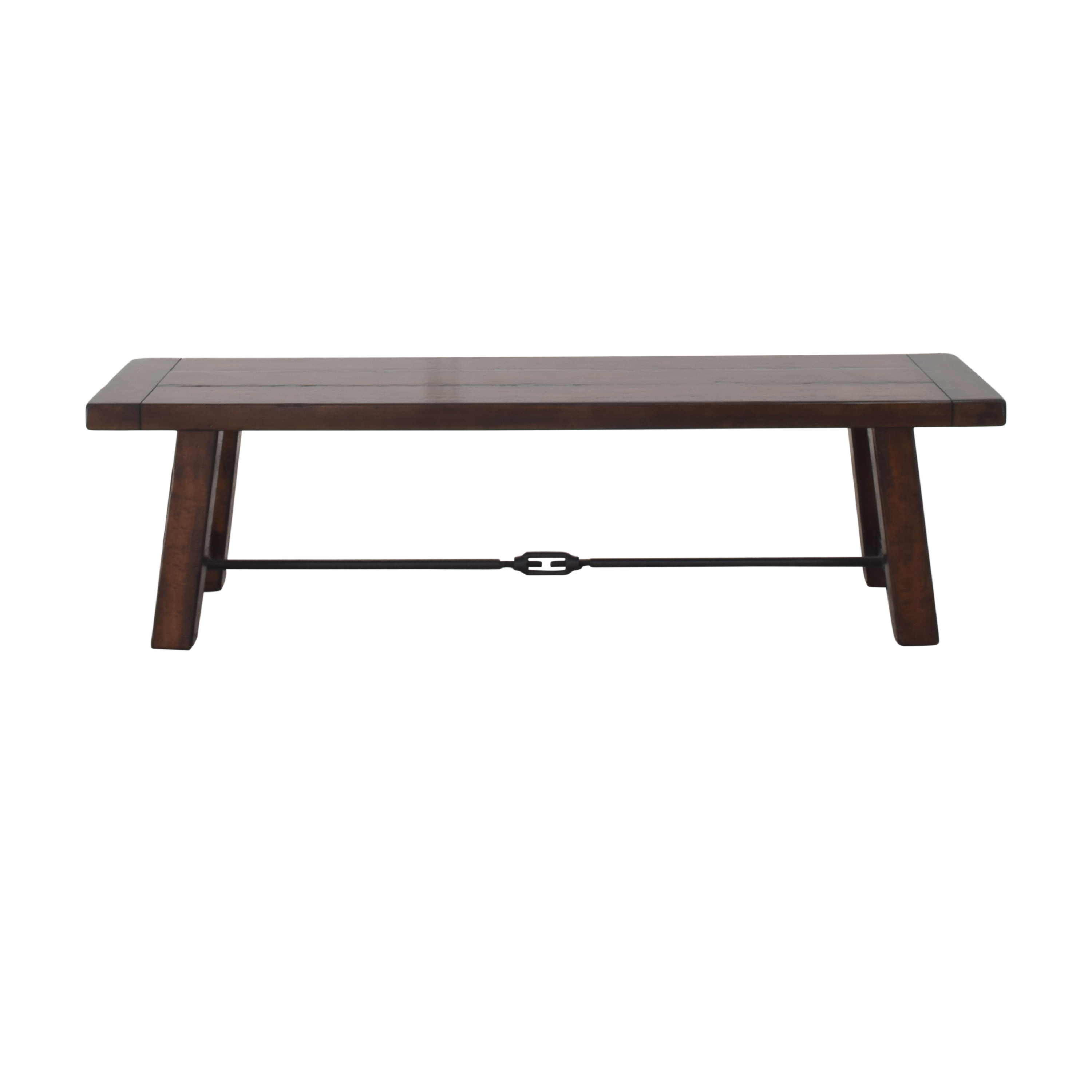 buy Pottery Barn Pottery Barn Benchwright Dining Bench online