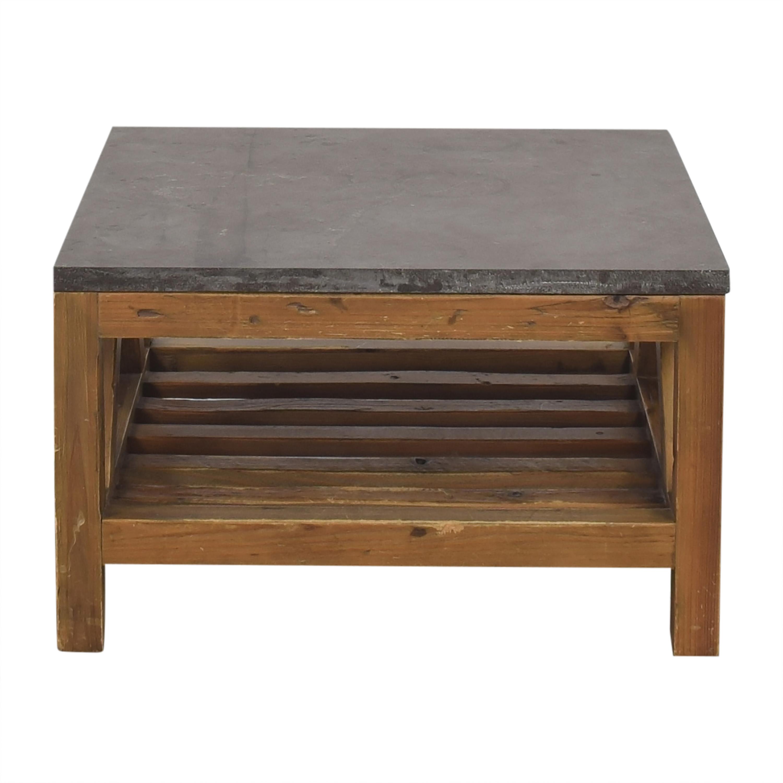 Crate & Barrel Crate & Barrel Square Coffee Table