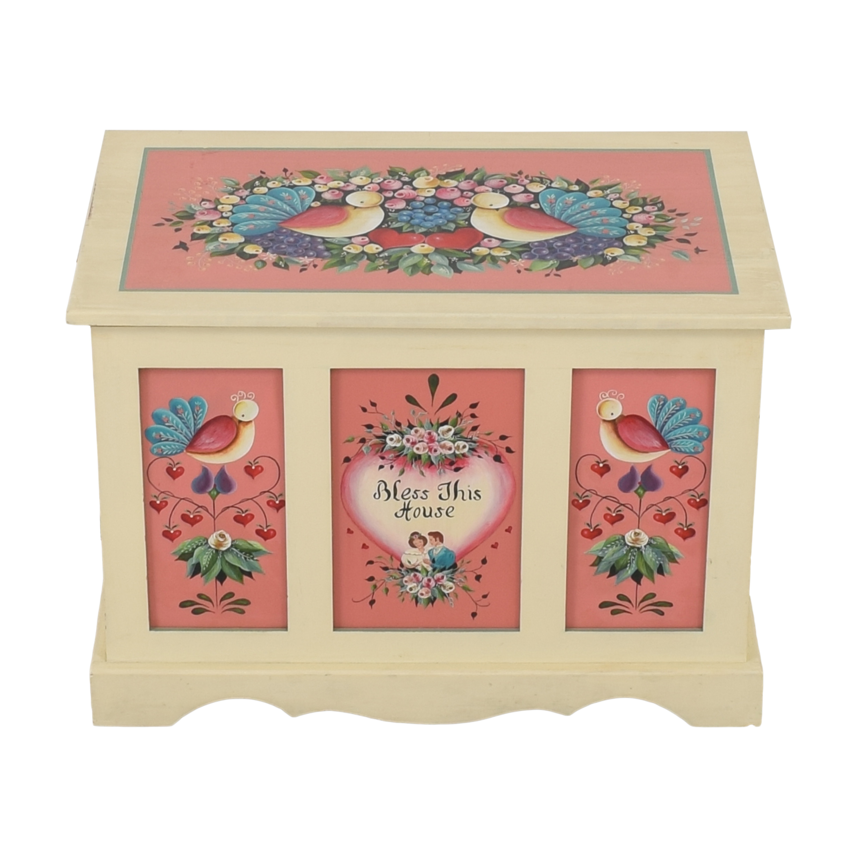 shop Hand Painted Hope Chest  Trunks