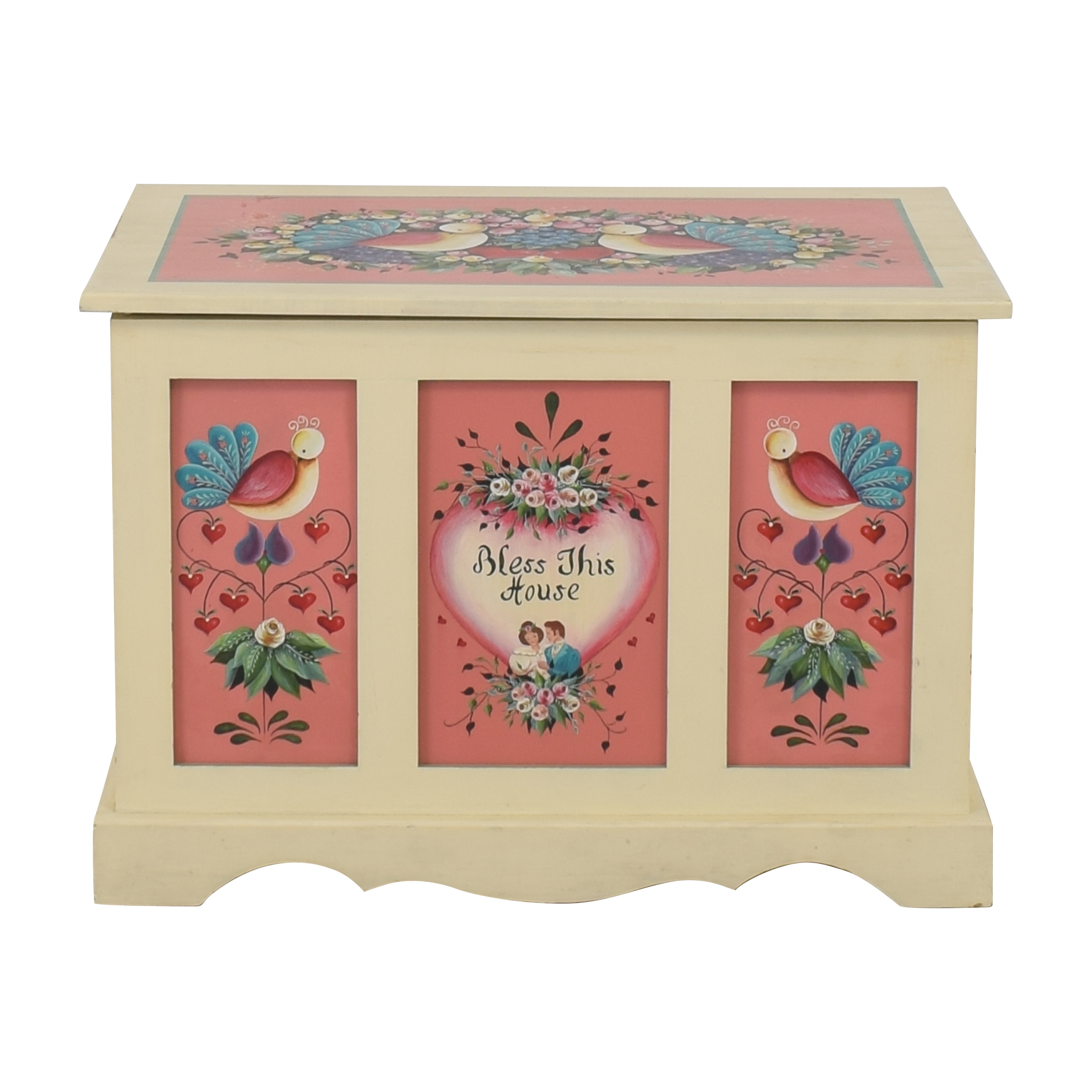 shop  Hand Painted Hope Chest online