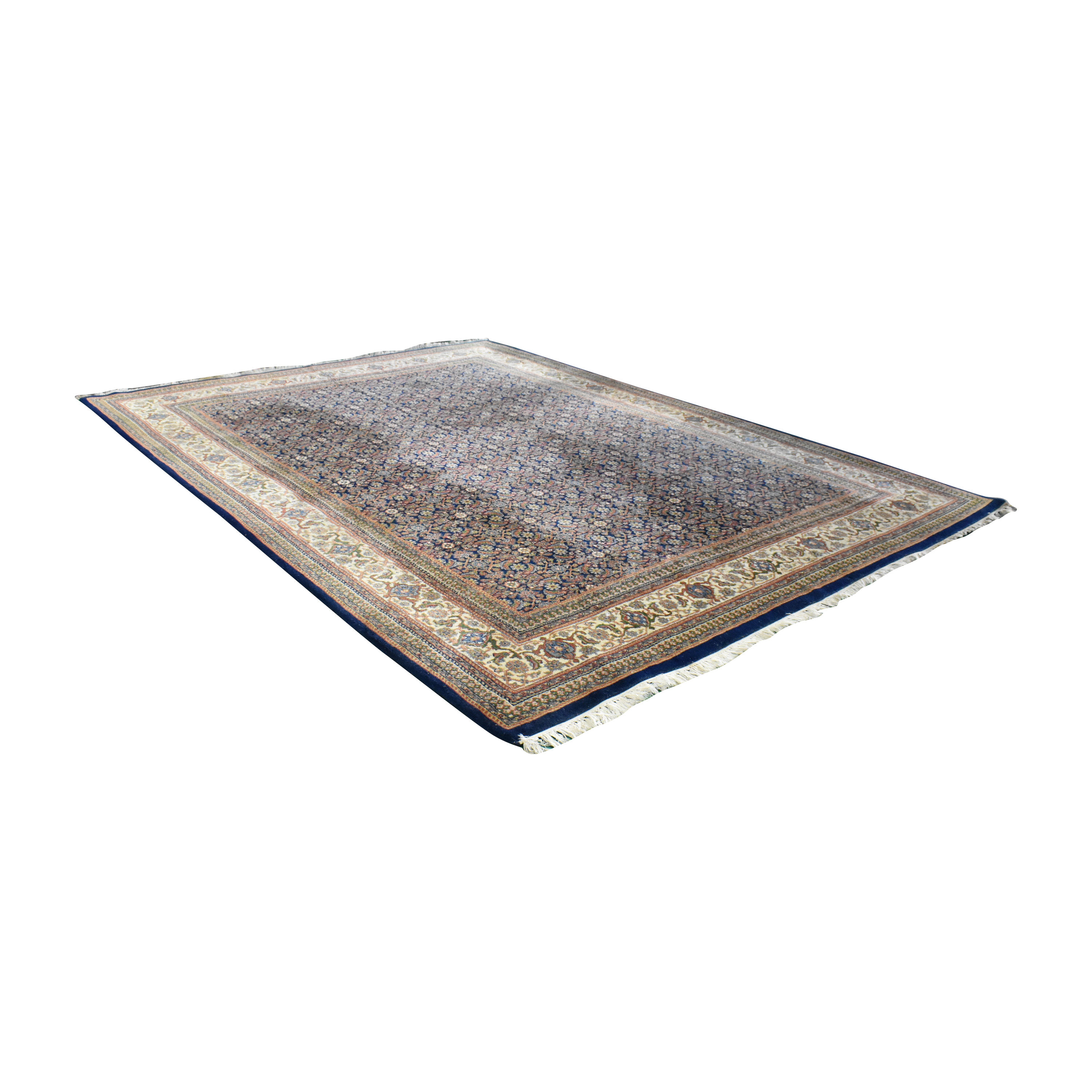 Persian Style Area Rug ct