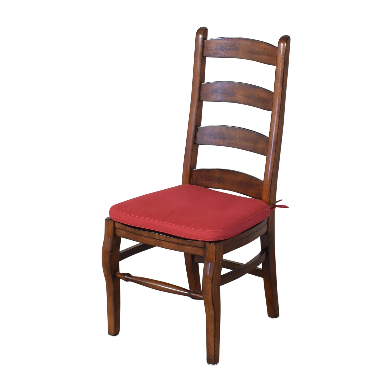 Pottery Barn Pottery Barn Wynn Ladderback Dining Chairs pa
