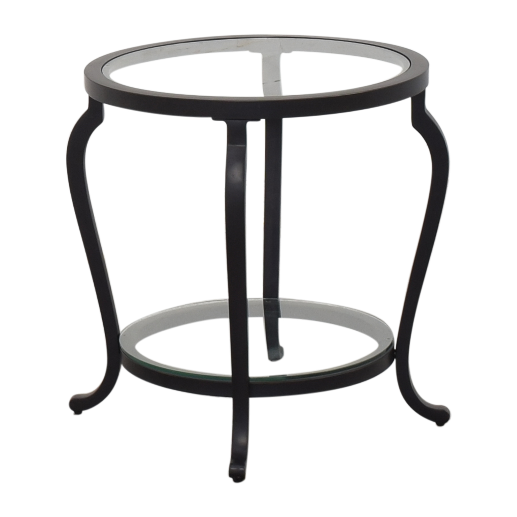 Round Top Accent Table ma