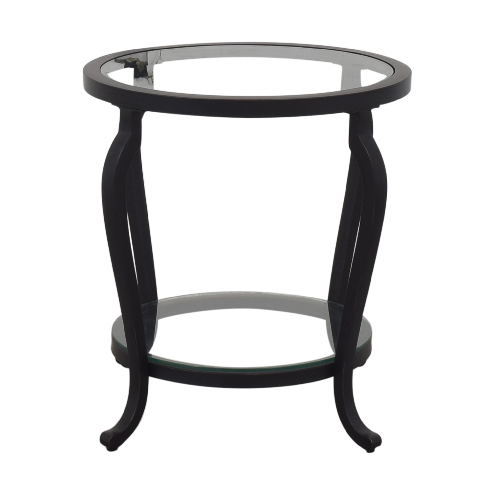 Round Top Accent Table Tables
