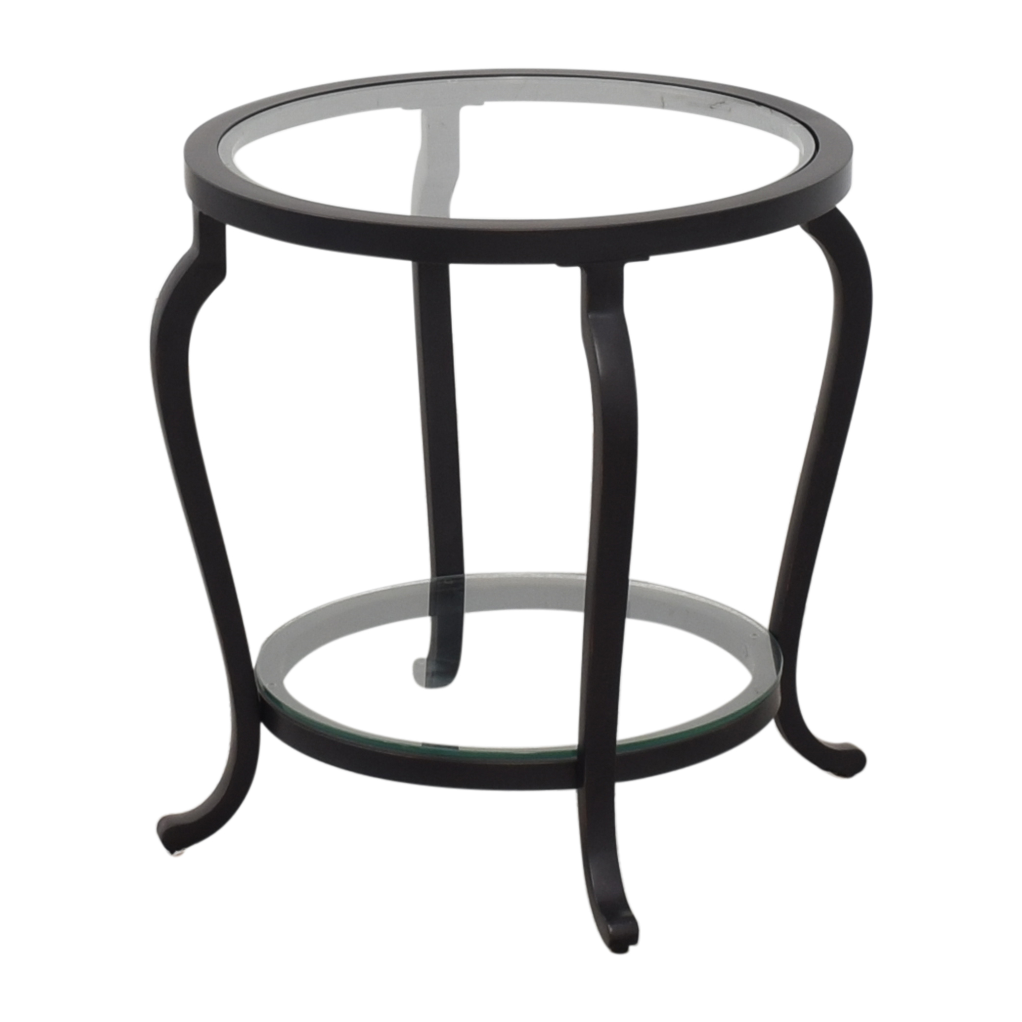 Round Top Accent Table
